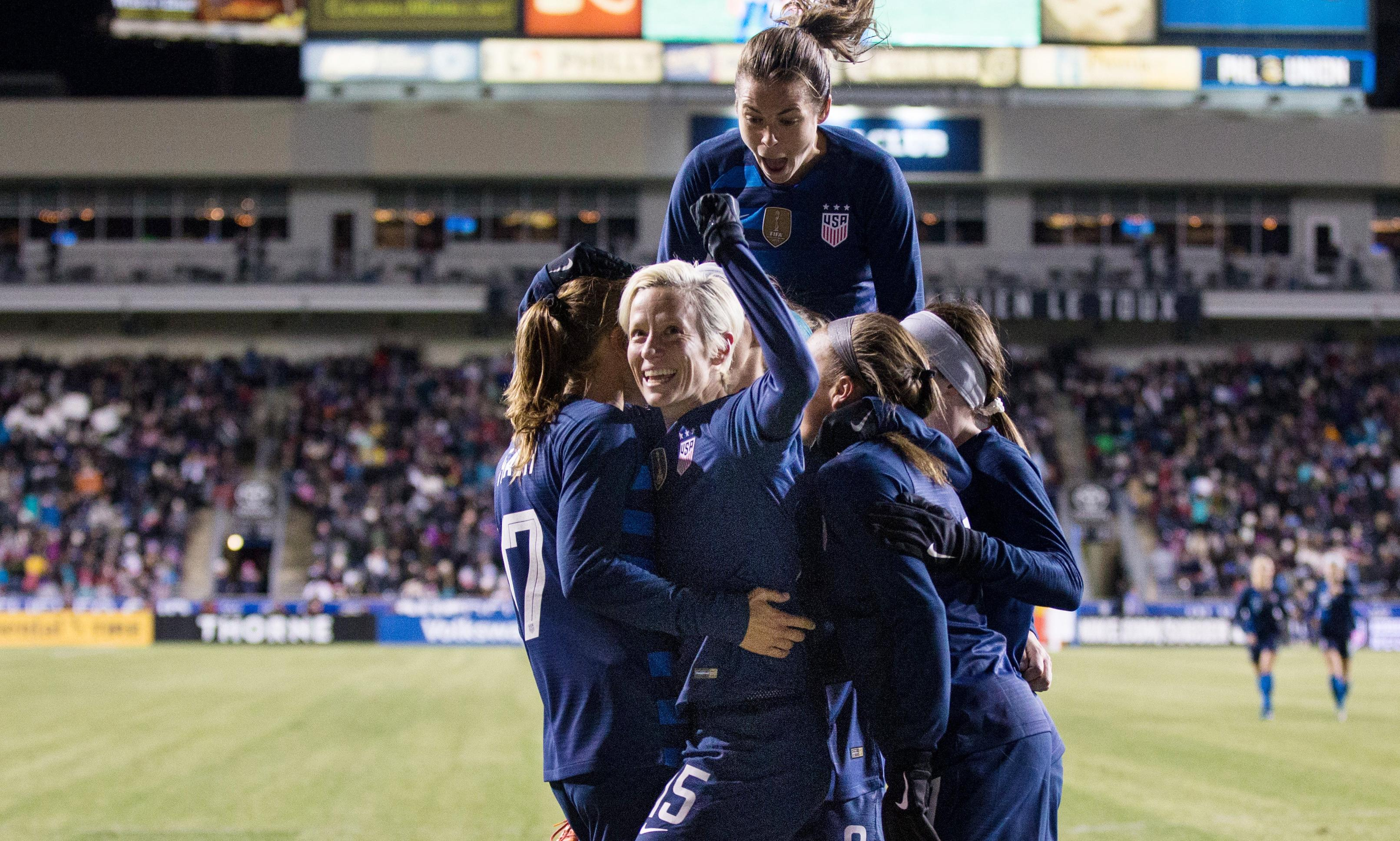 The problems that may stop the US retaining the Women's World Cup