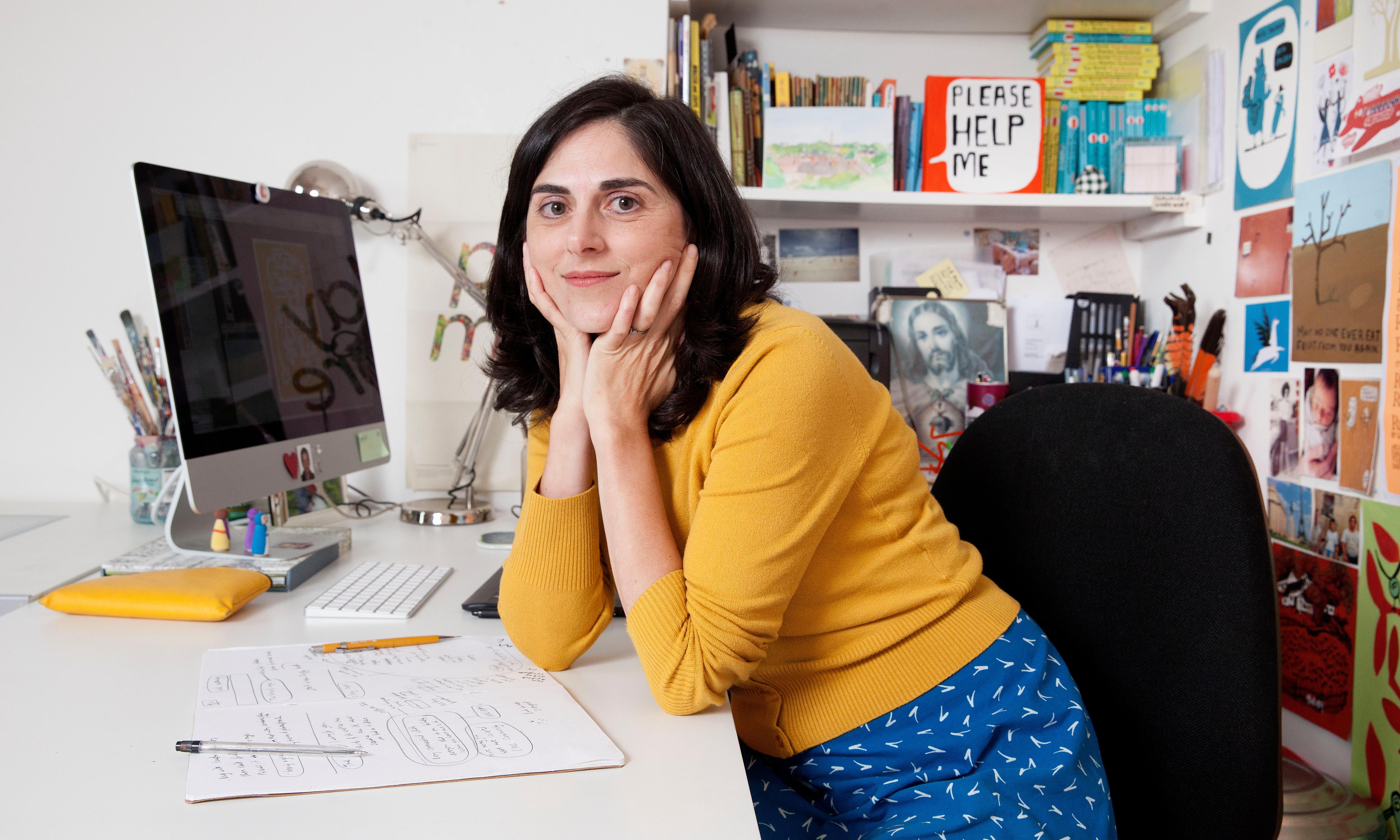 Meet Simone Lia, cartoonist and champion of the humble worm