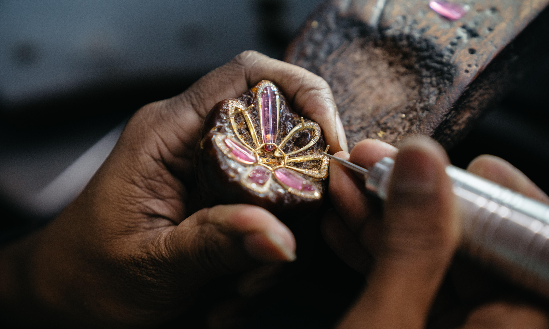 The jewellers of Jaipur's Johari Bazaar – a photo essay