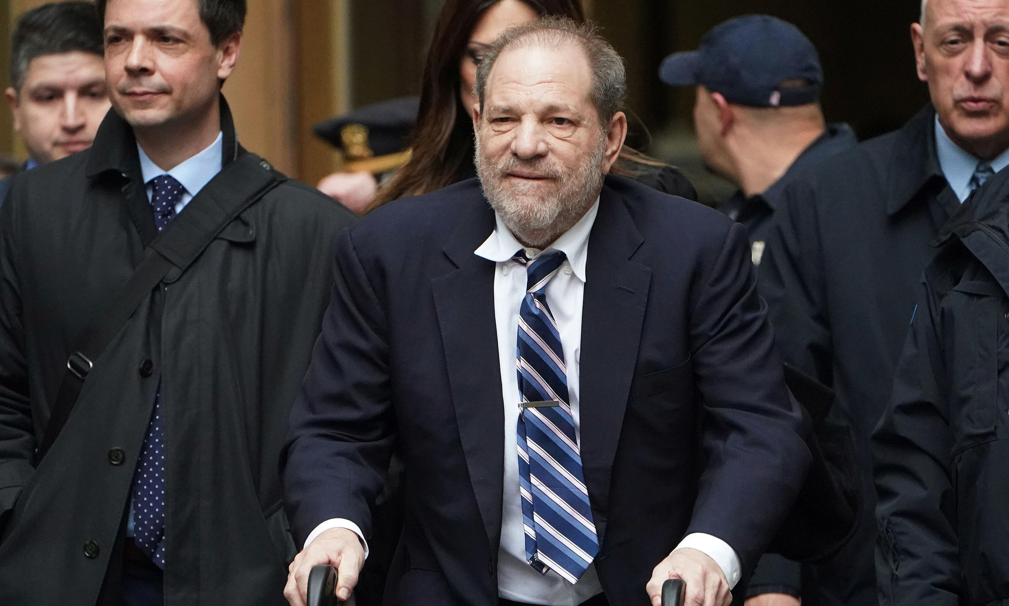 Harvey Weinstein trial shows the divides that exist in #MeToo movement