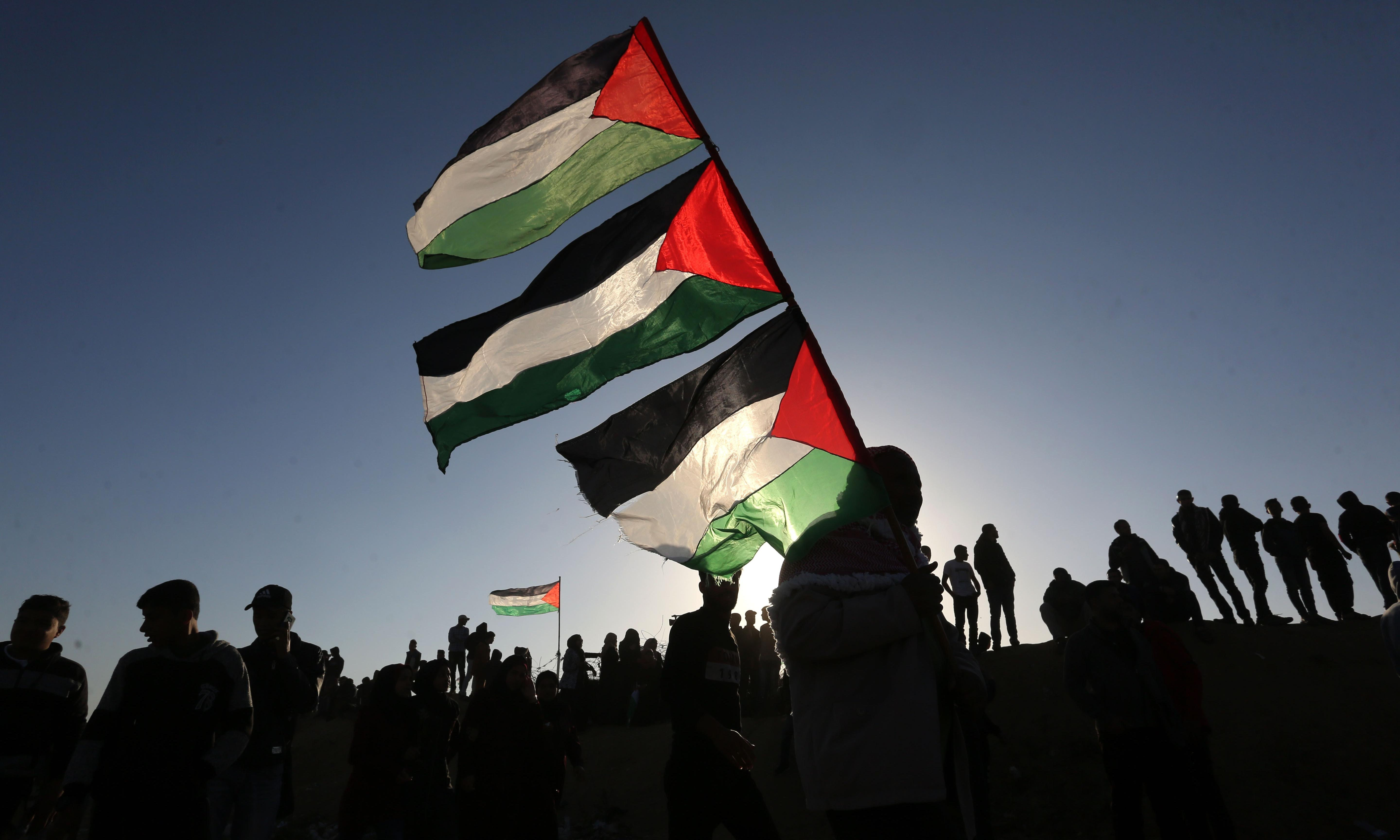 Europe must stand by the two-state solution for Israel and Palestine