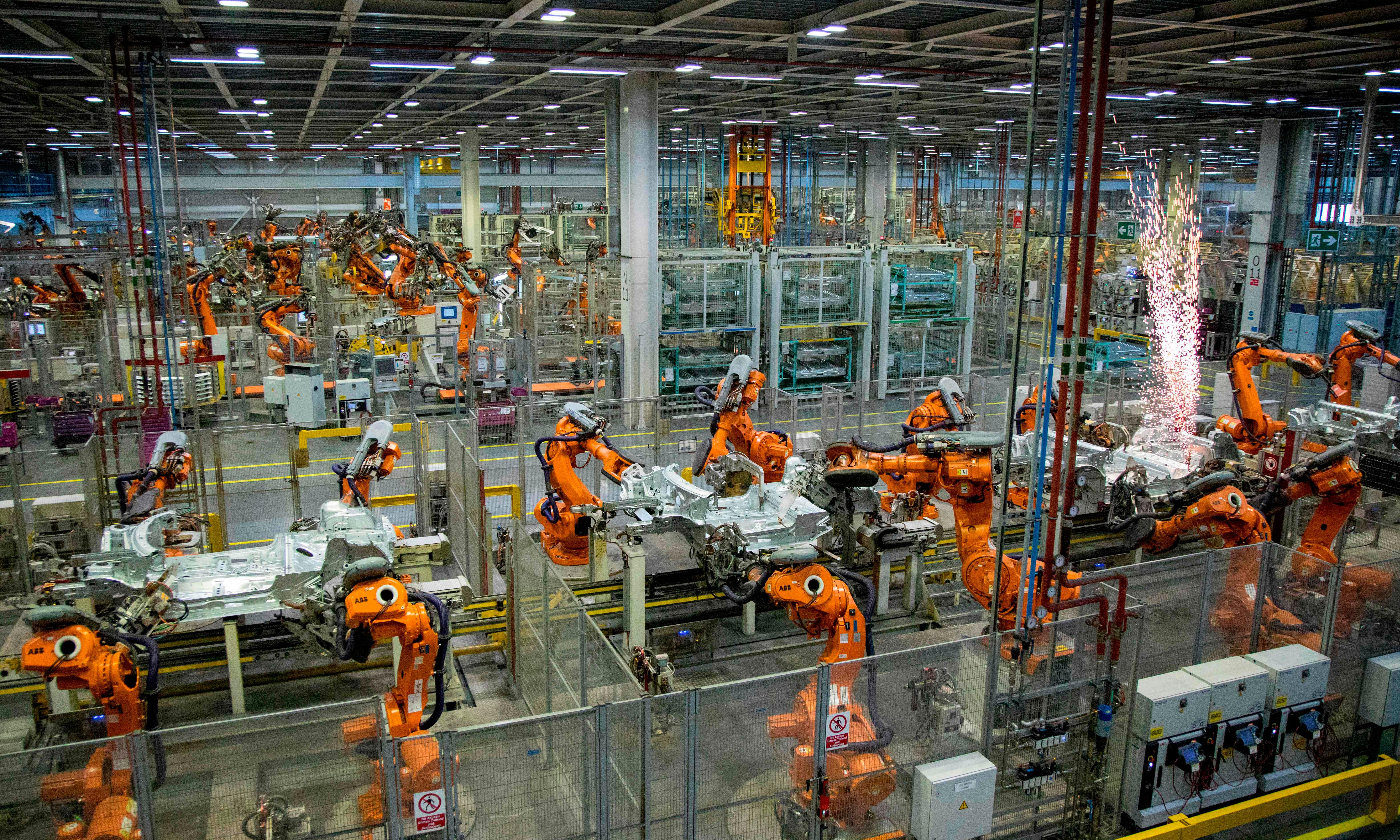 UK economy has 'too few robots', warn MPs