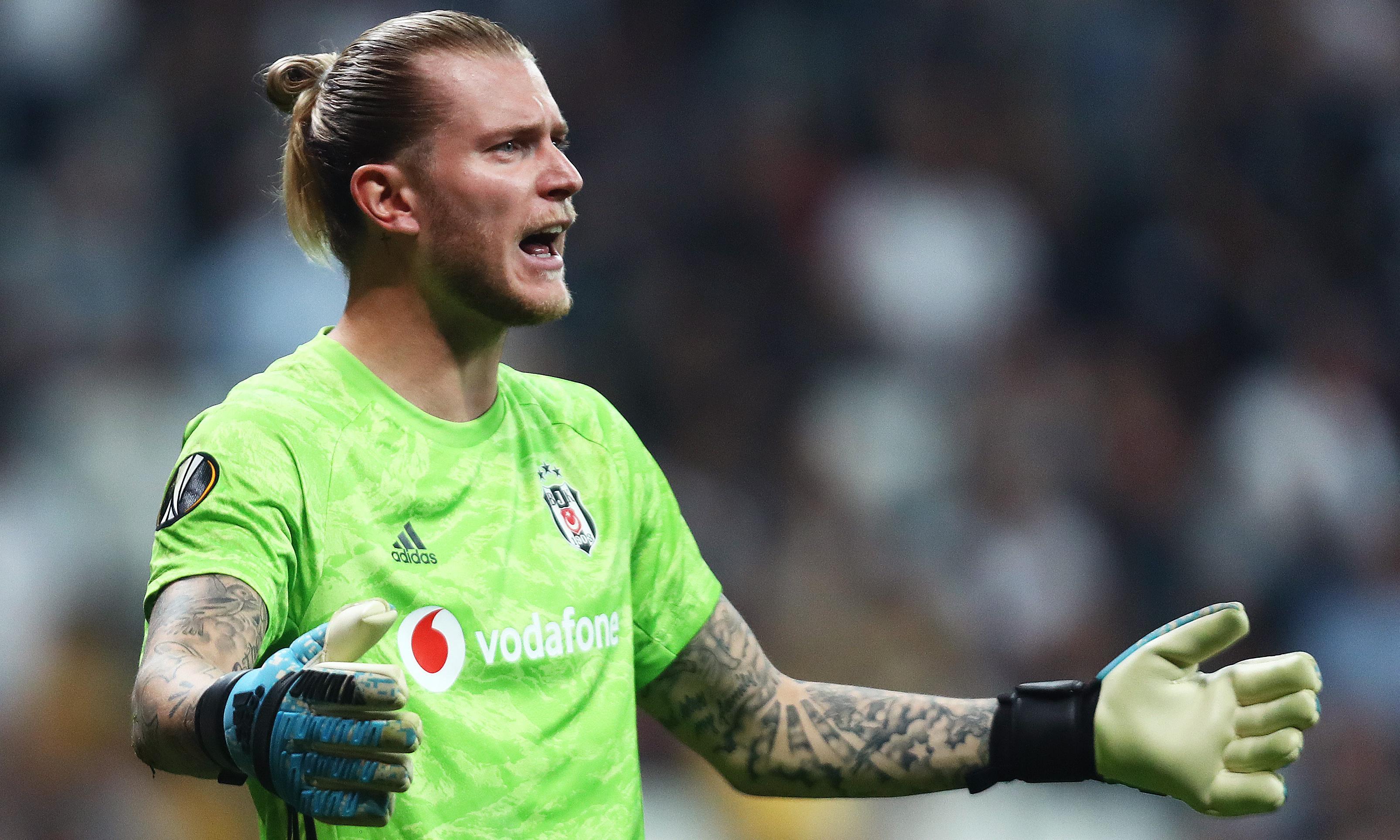Loris Karius hopes to play for Liverpool again after Besiktas loan