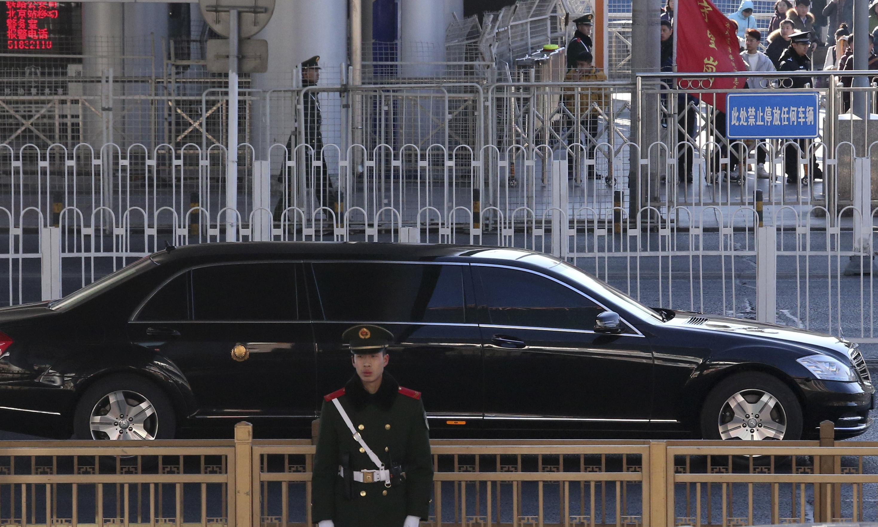 Daimler says it has no idea how North Korea got hold of limousines