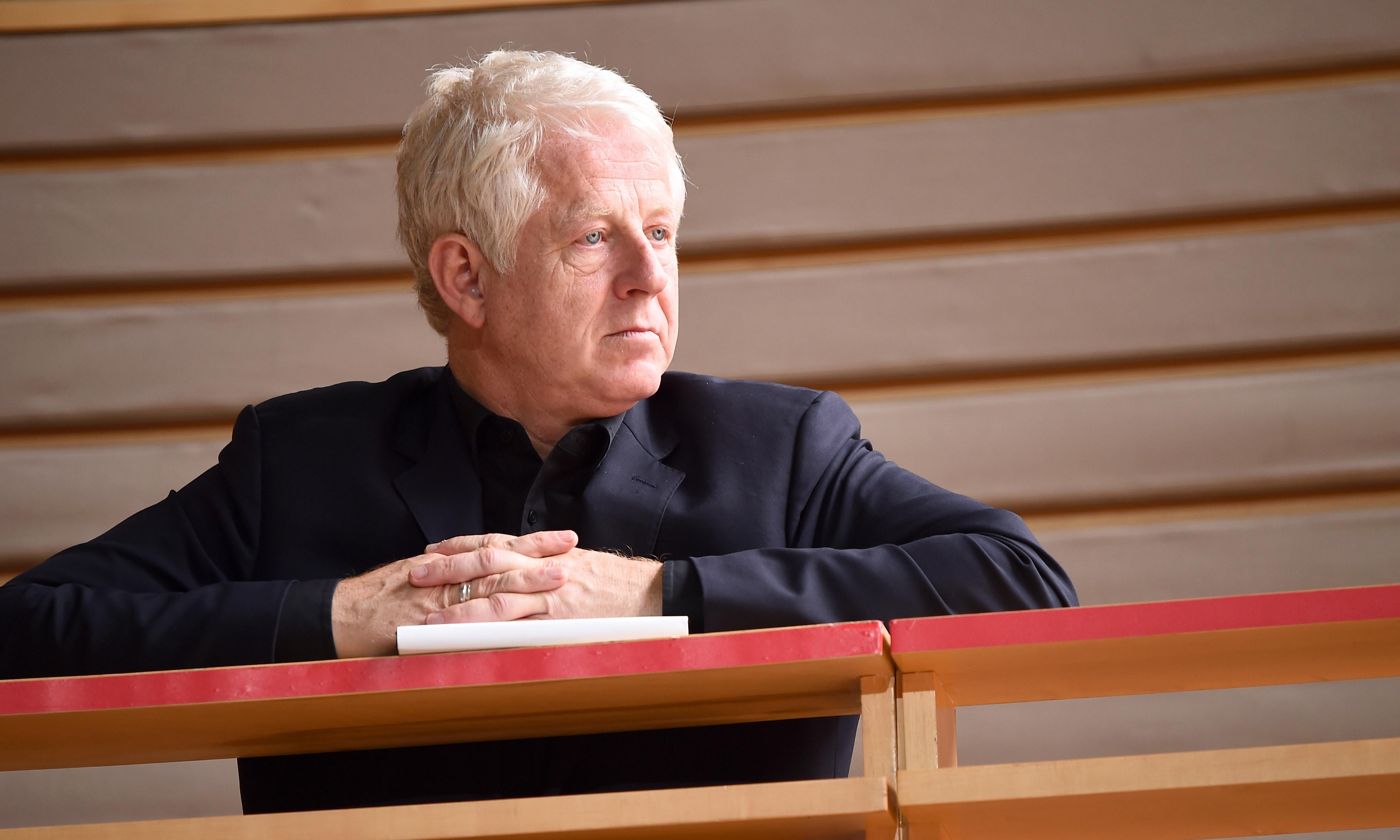 Richard Curtis: 'I regret not writing about love's trickier side'