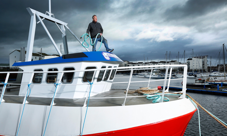 Rotten future: British fishermen square up to no-deal Brexit