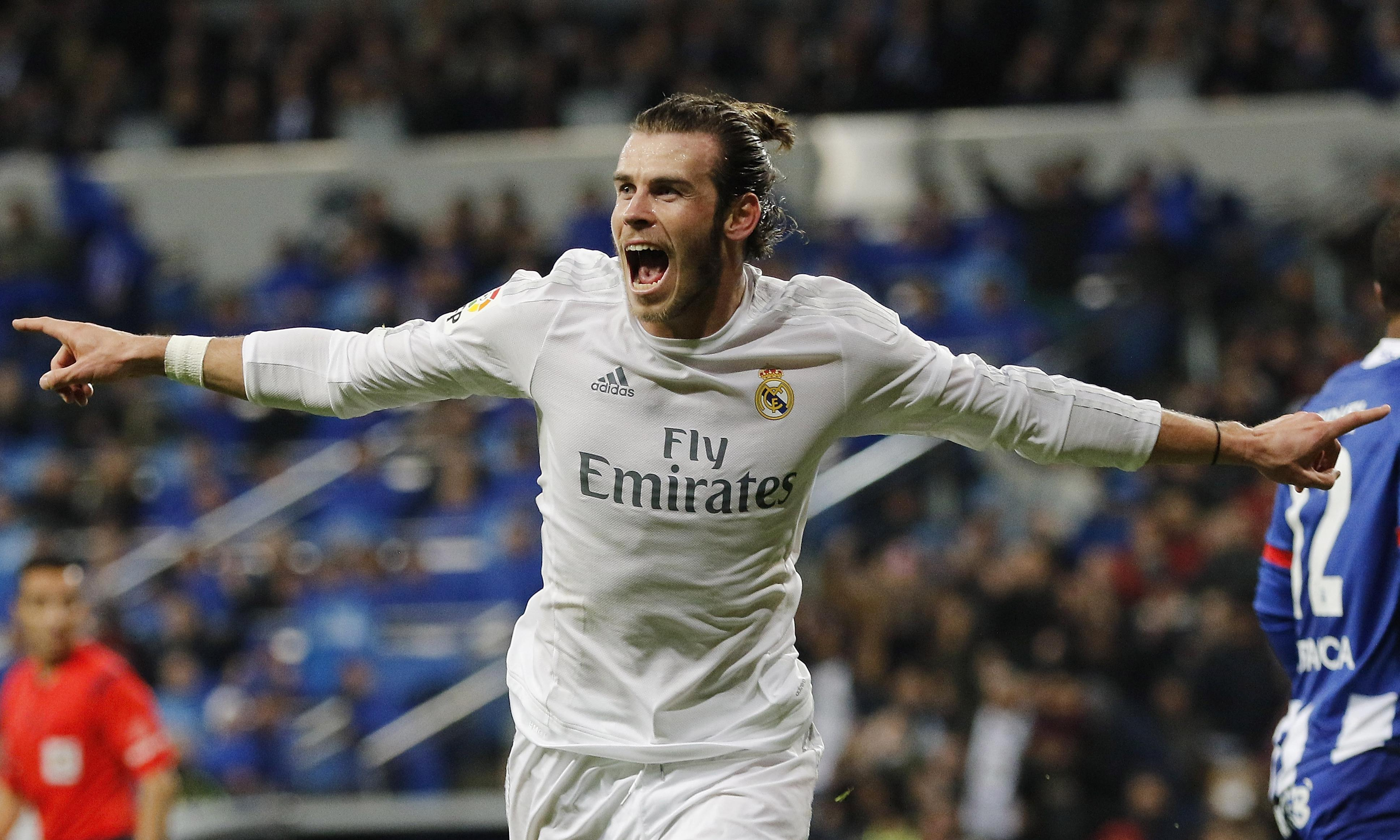 Gareth Bale Debut Real Madrid Youtube
