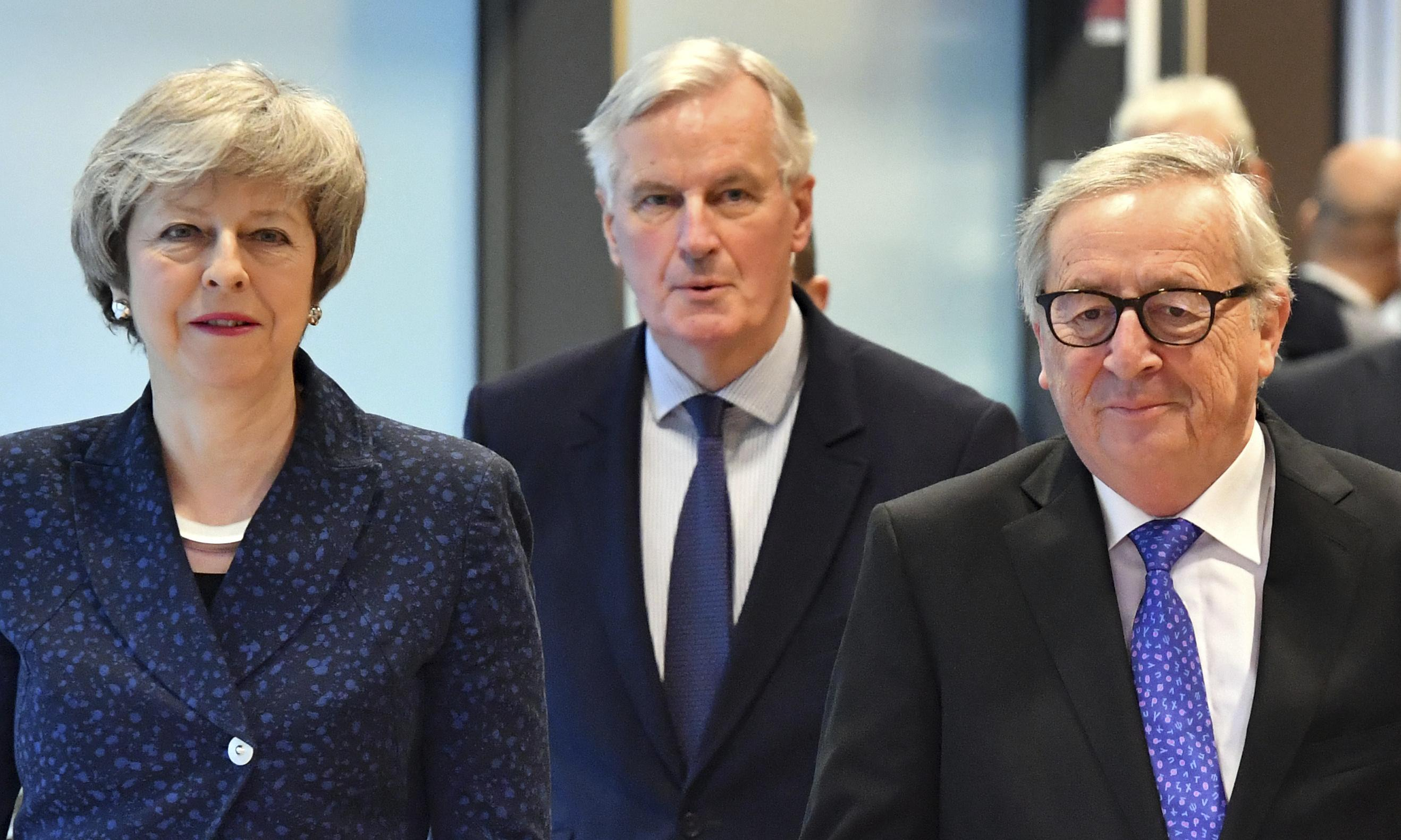 Michel Barnier says there is high chance of 'accidental' no-deal Brexit