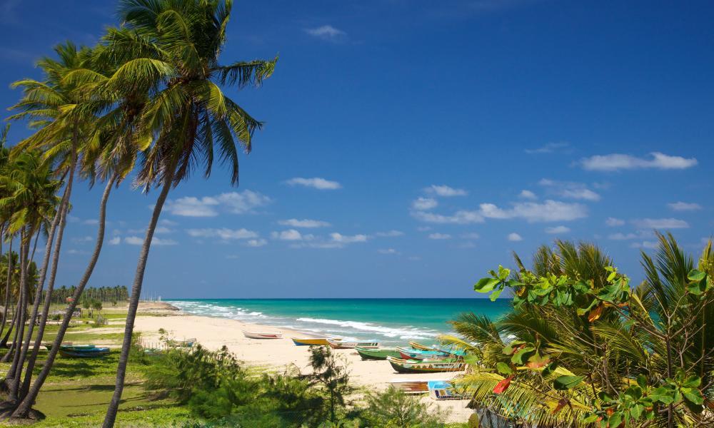 Nilaveli beach, Trincomalee, Sri Lanka