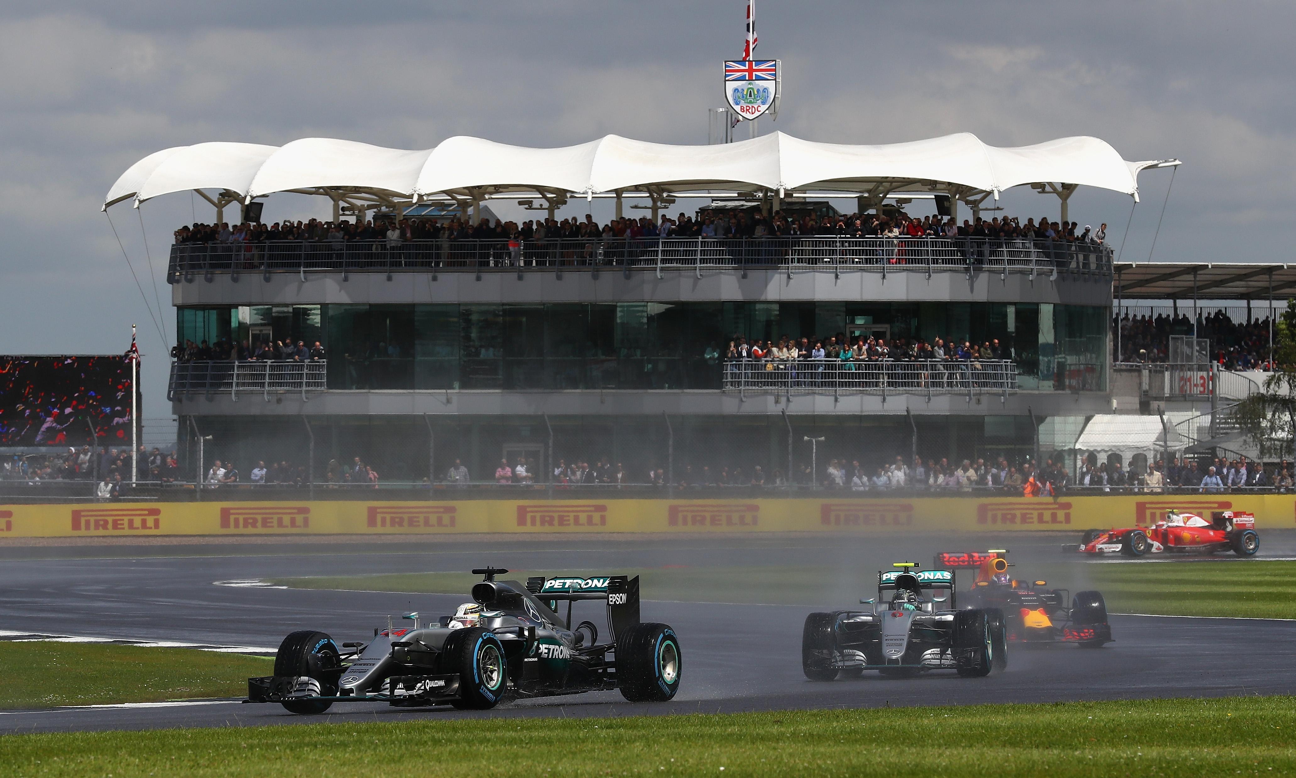 F1: Silverstone owners confident British Grand Prix will continue at circuit