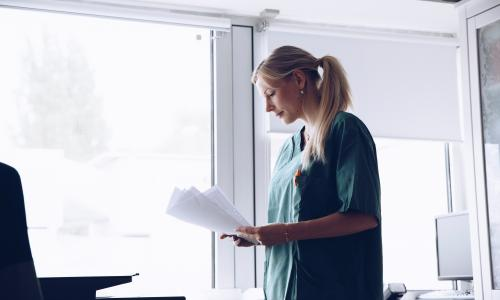 Dispensing advice: how a managed print service streamlines healthcare