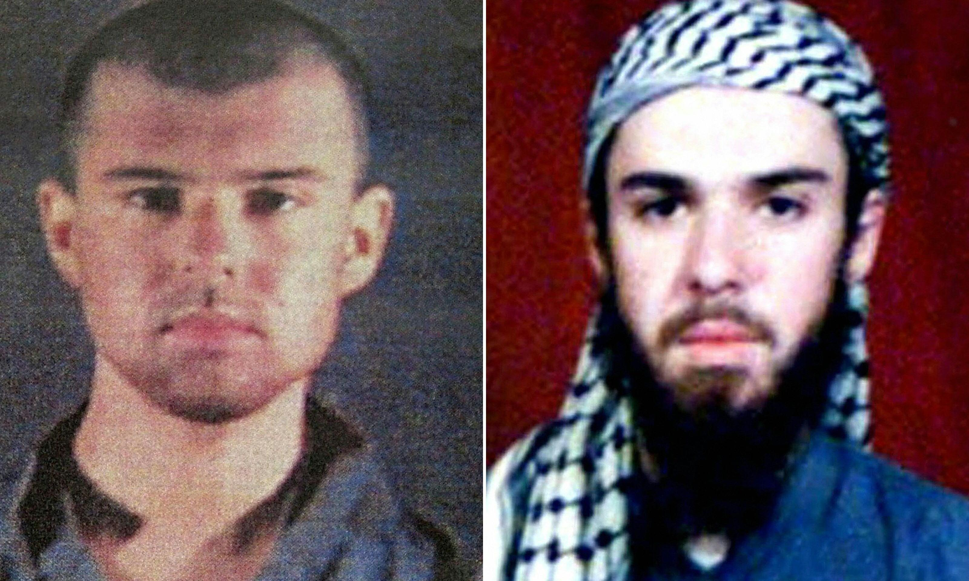 American who fought for Taliban freed early from US prison