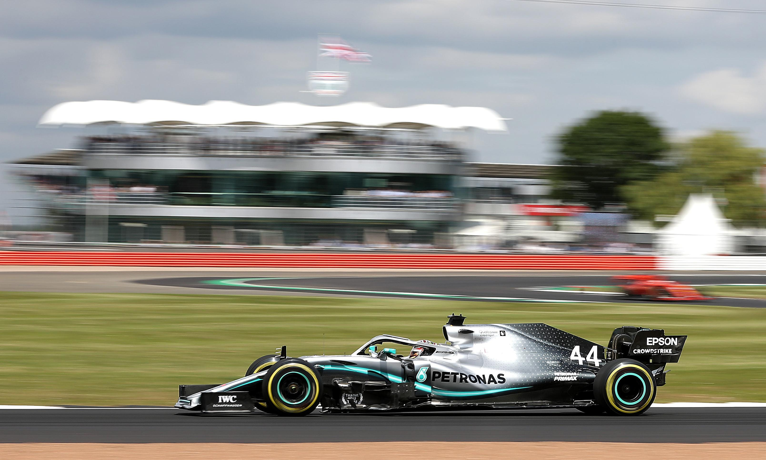 Lewis Hamilton's hunger remains as he targets record sixth British GP