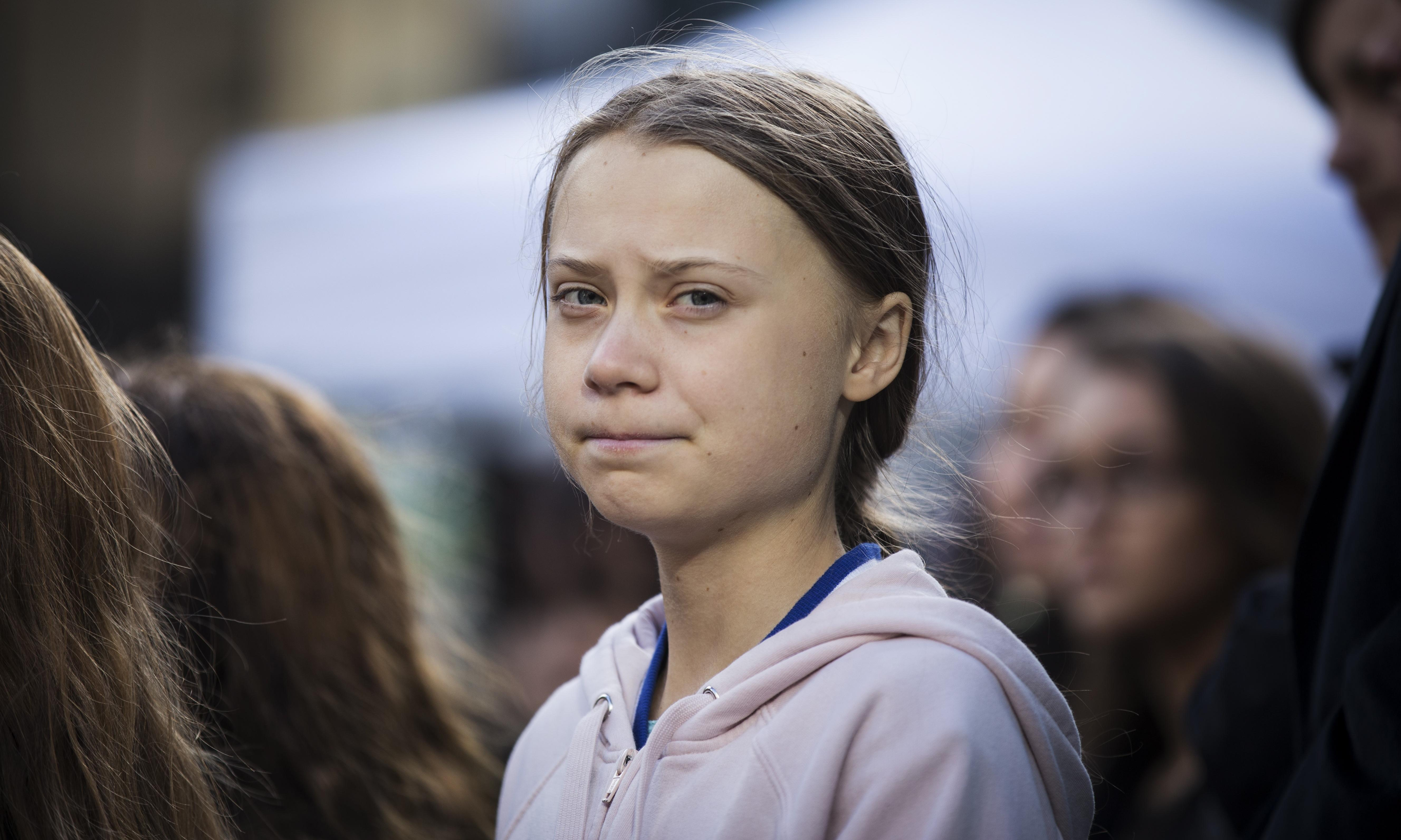 'The climate doesn't need awards': Greta Thunberg declines environmental prize