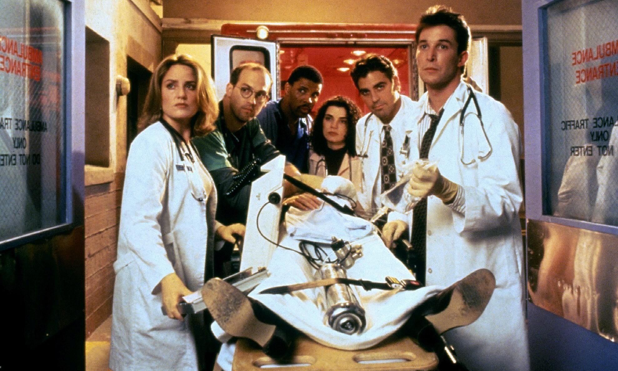 ER at 25: a matter of life, death – and George Clooney
