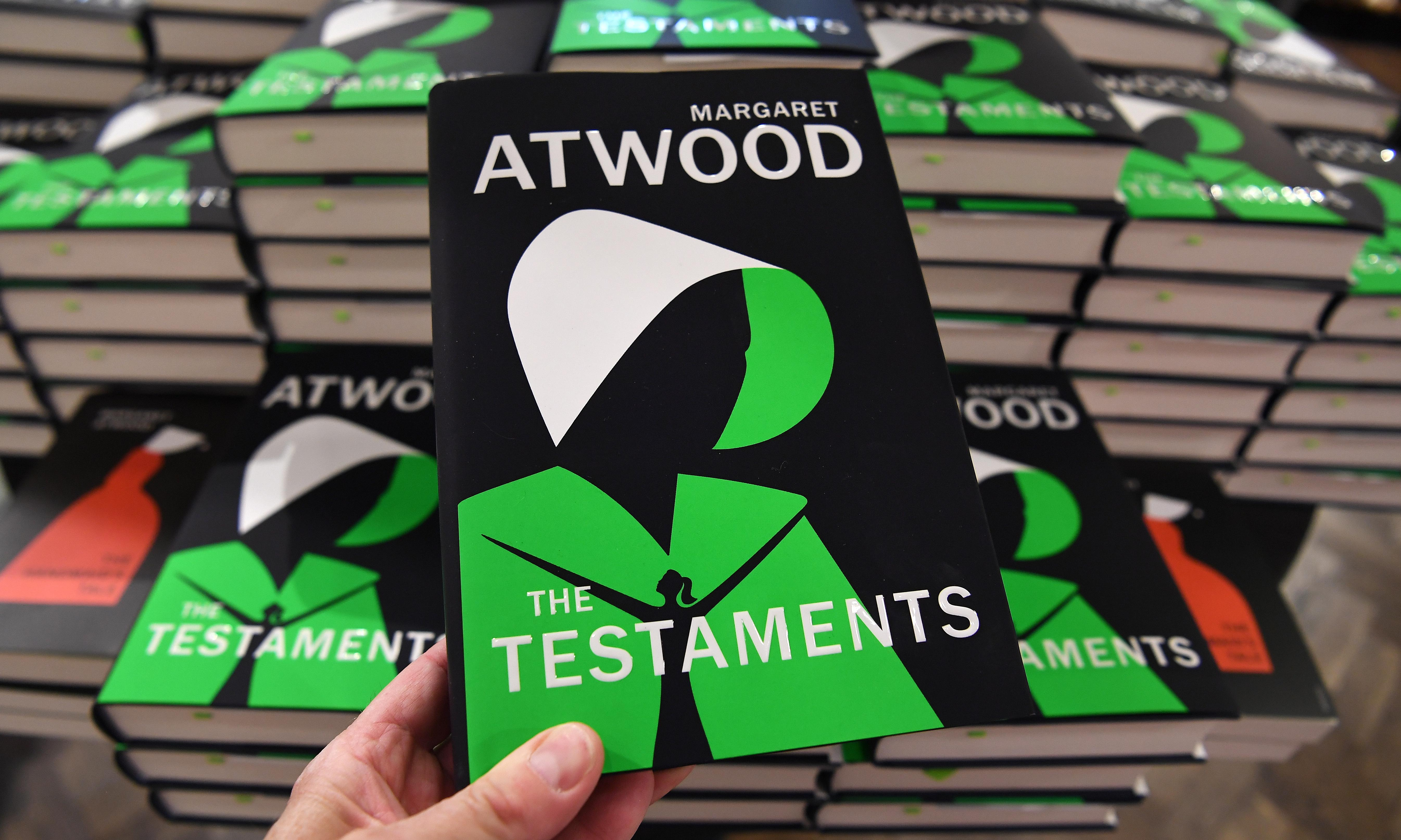 Handmaid's sales: Margaret Atwood's The Testaments is immediate hit