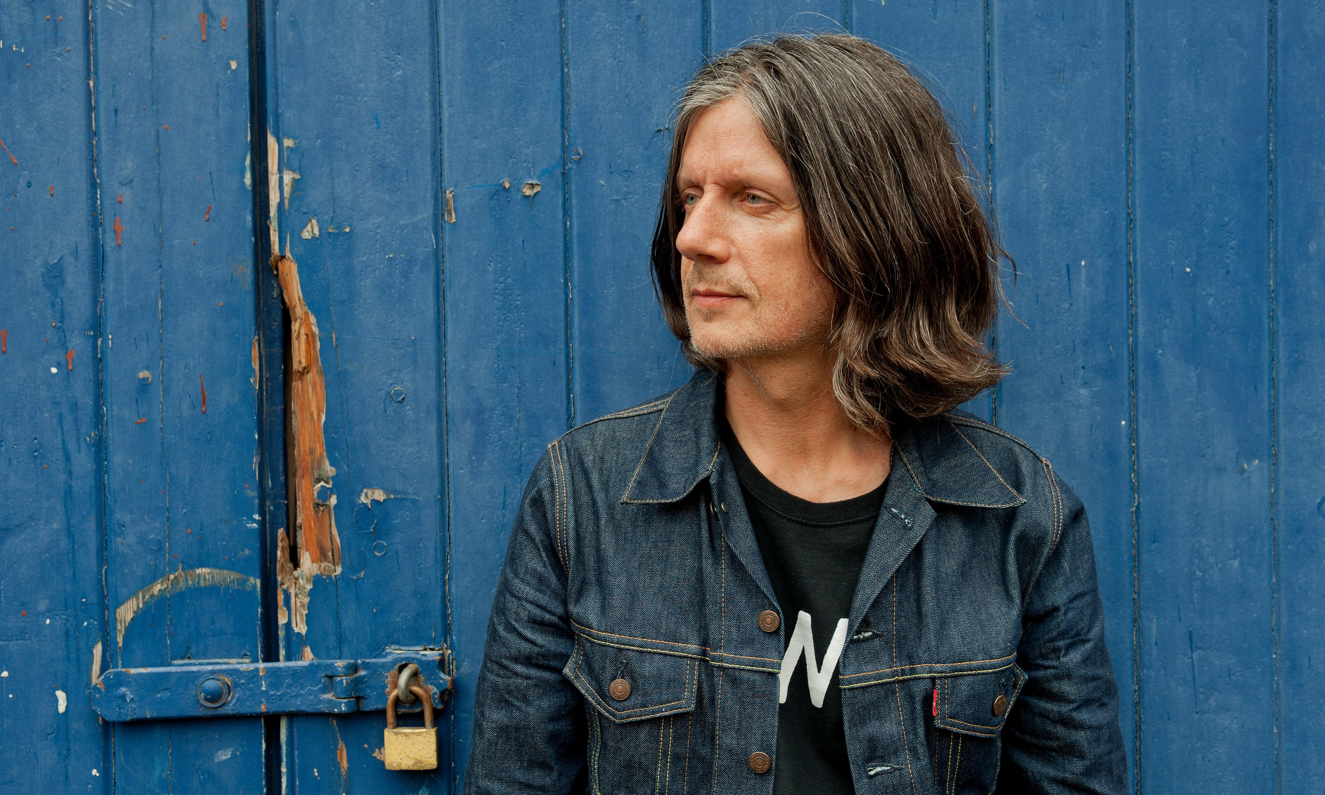 John Squire: 'I don't think I'm a very good guitar player – or painter'