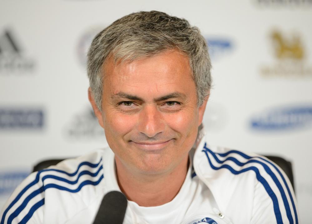 Where has the happy, charming José Mourinho gone?