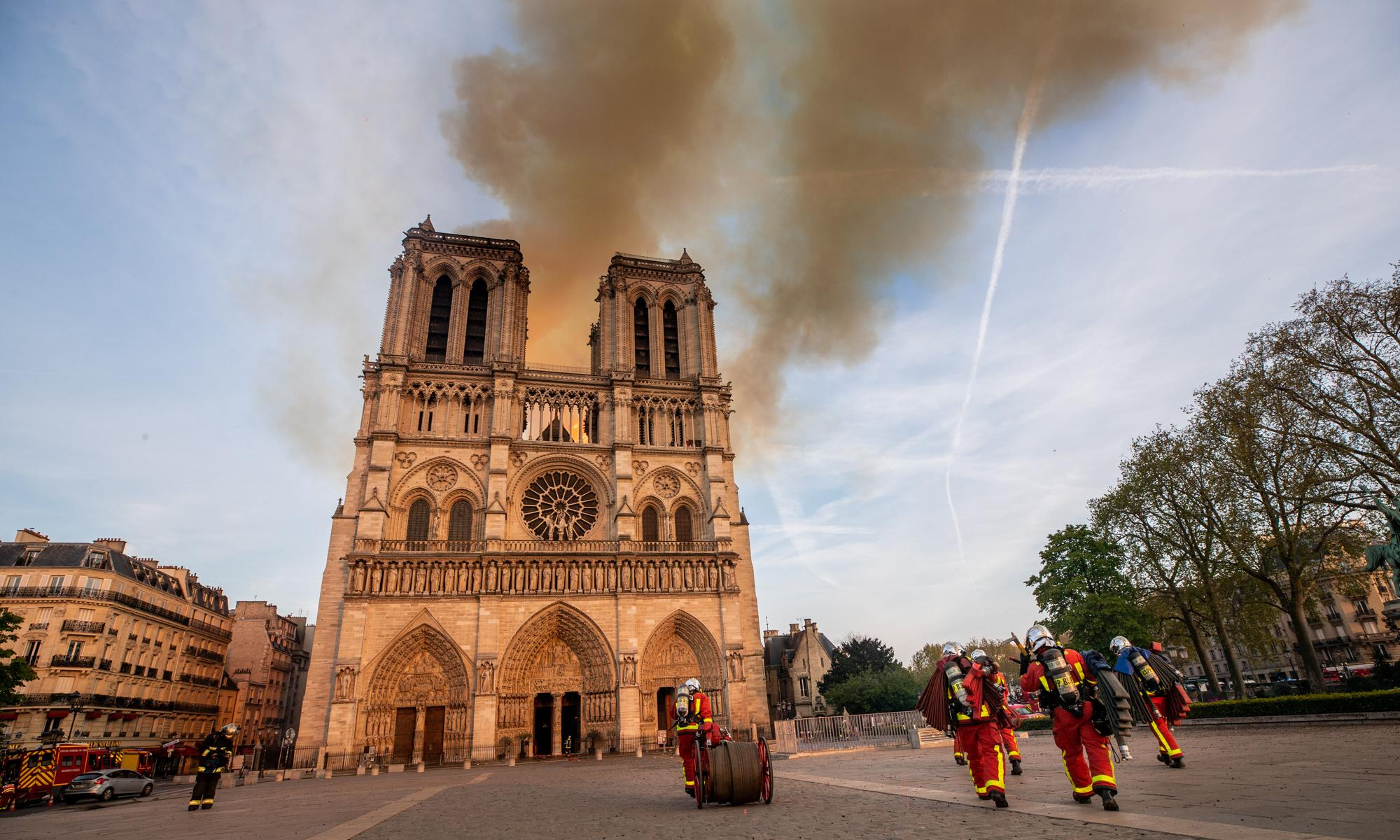 Notre Dame restoration: how to save an iconic building from fire