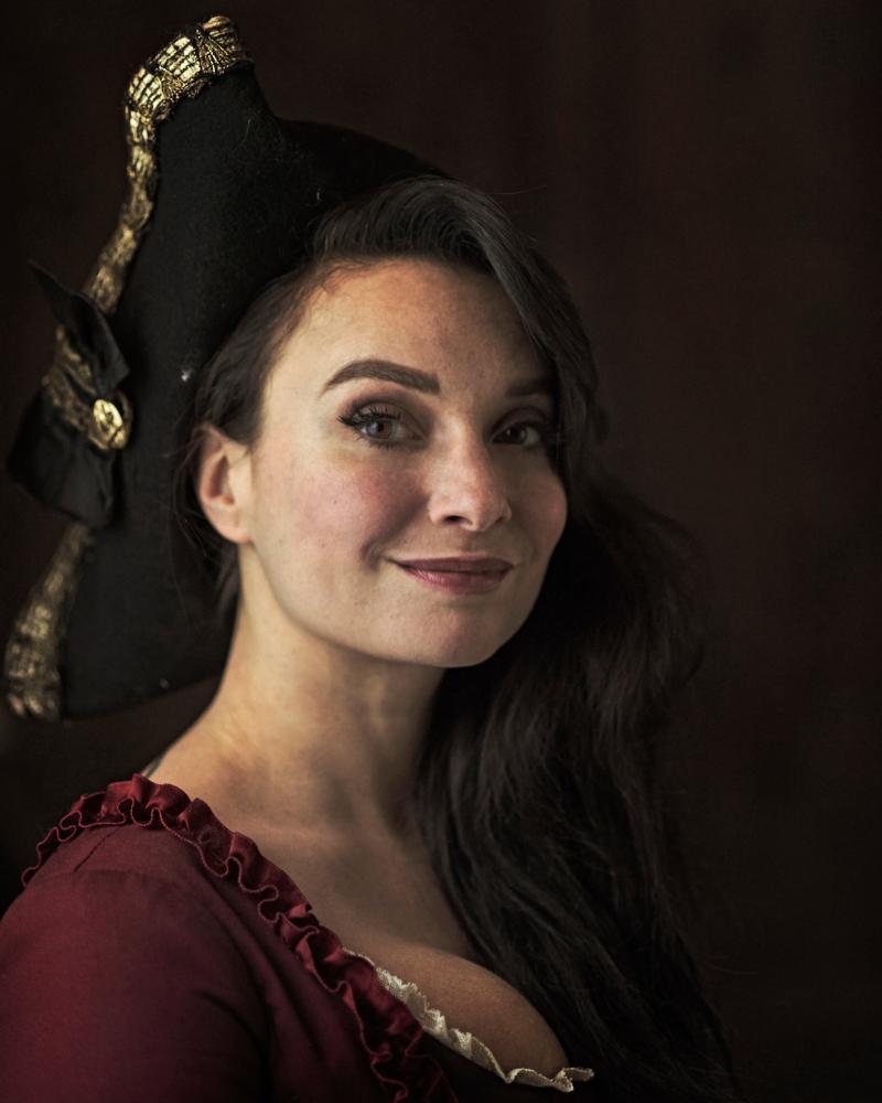 Gizzi Erskine as Nancy