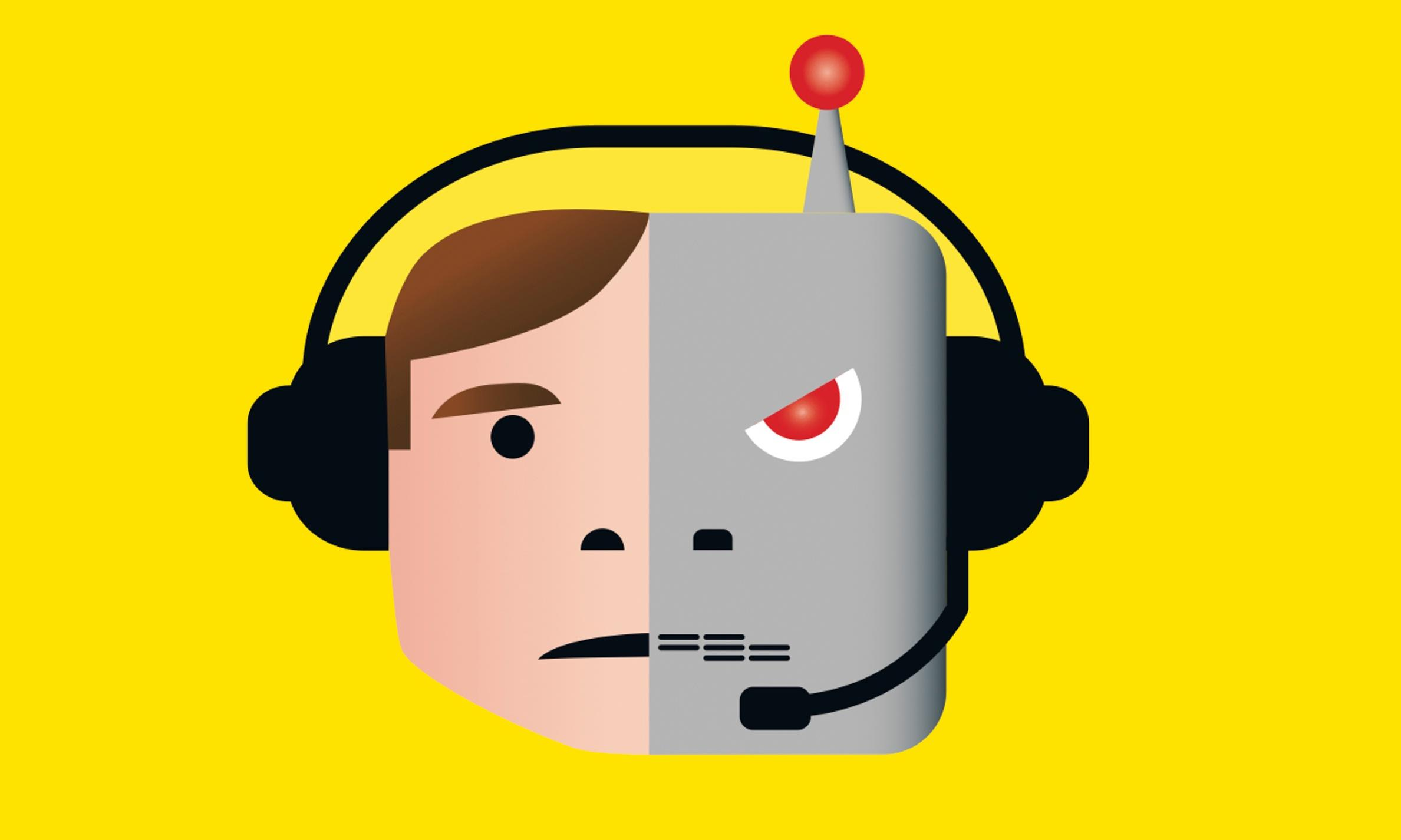 The charge of the chatbots: how do you tell who's human online?