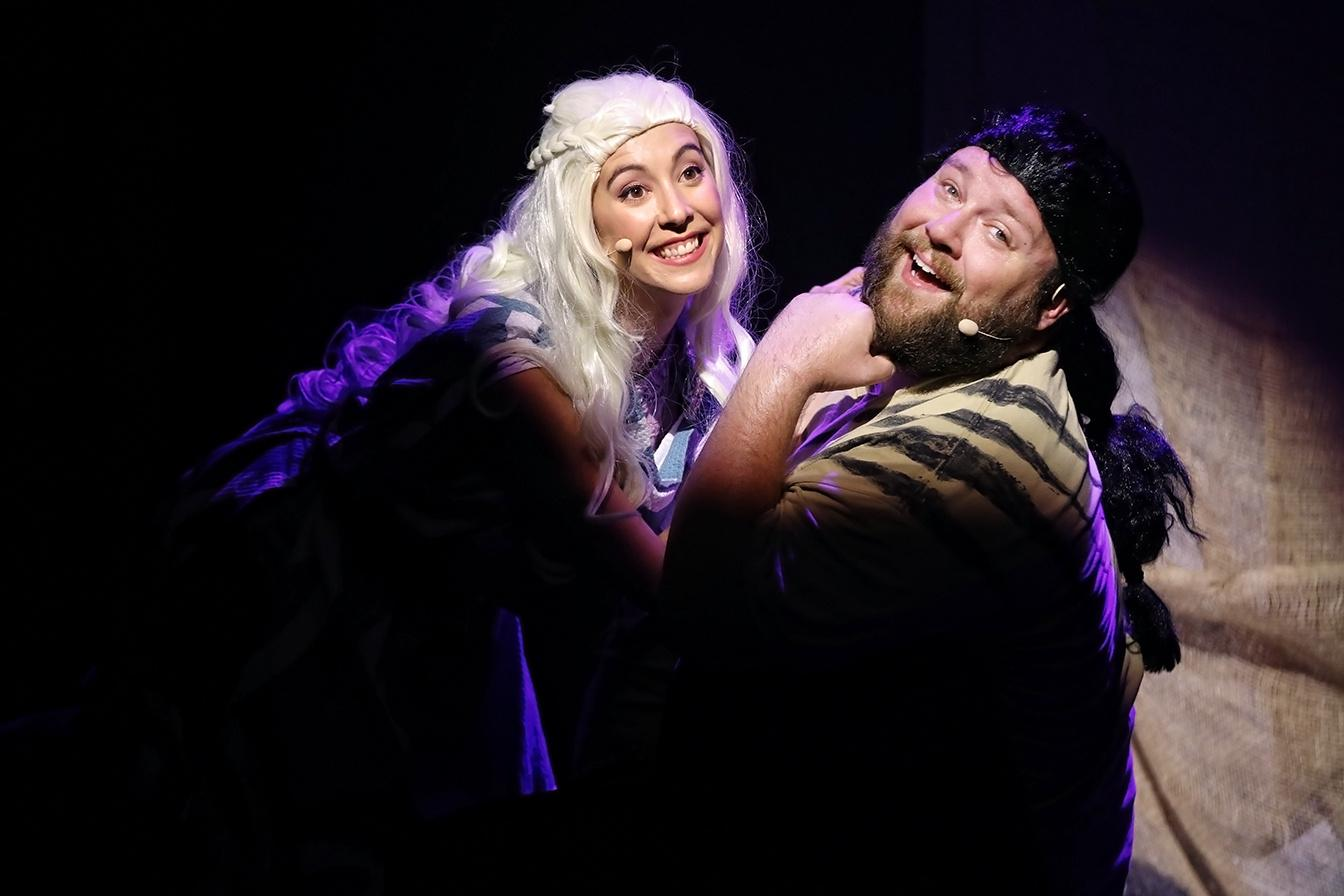 Thrones! The Musical Parody review – cathartic pisstake is much more fun than the finale