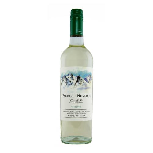 Faldeos Nevados ­Torrontés 2017 £8.50 The Wine Society, 13.5% Fresh, fragrant white – drink with tacos or ceviche