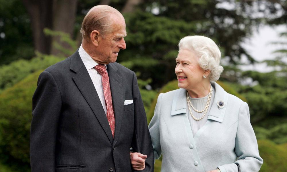 To mark their diamond wedding anniversary in 2007, Queen Elizabeth II and Prince Philip revisited Broadlands, where they had spent their wedding night 60 years earlier.
