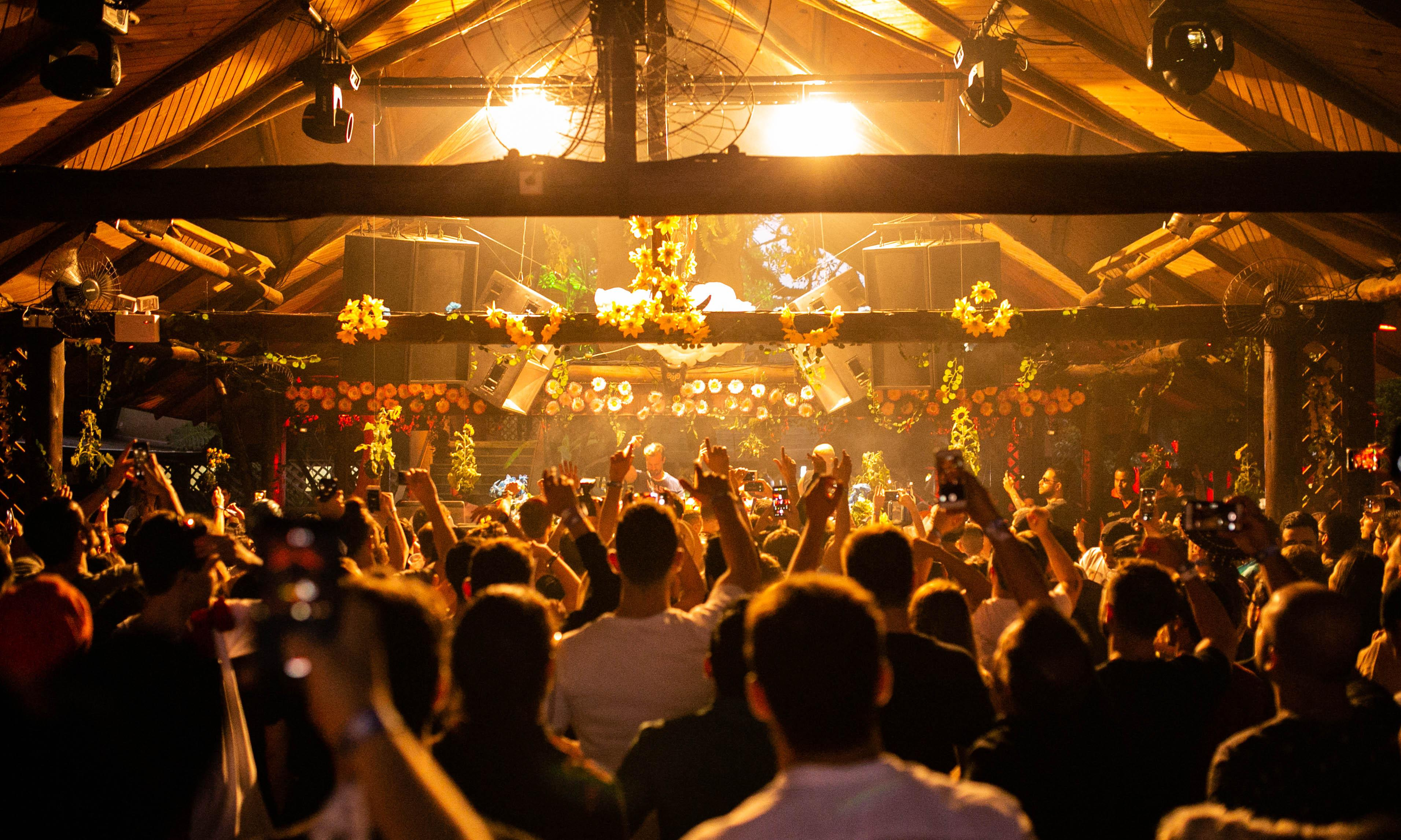 Warung: the Brazilian paradise that had to fight for the right to party