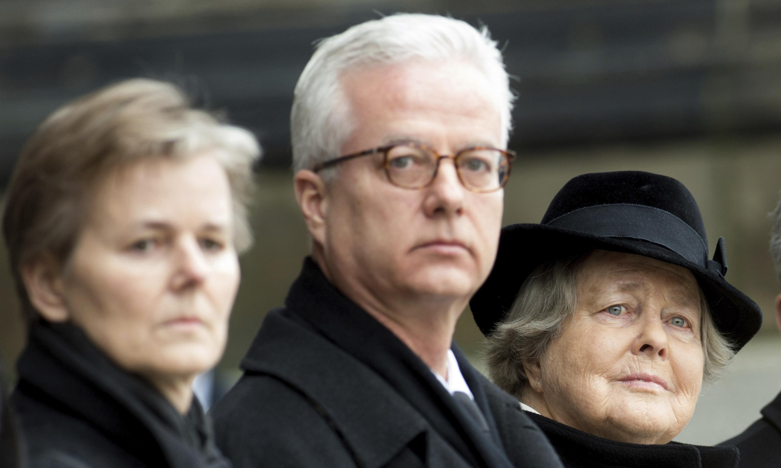 Son of former German president fatally stabbed in Berlin