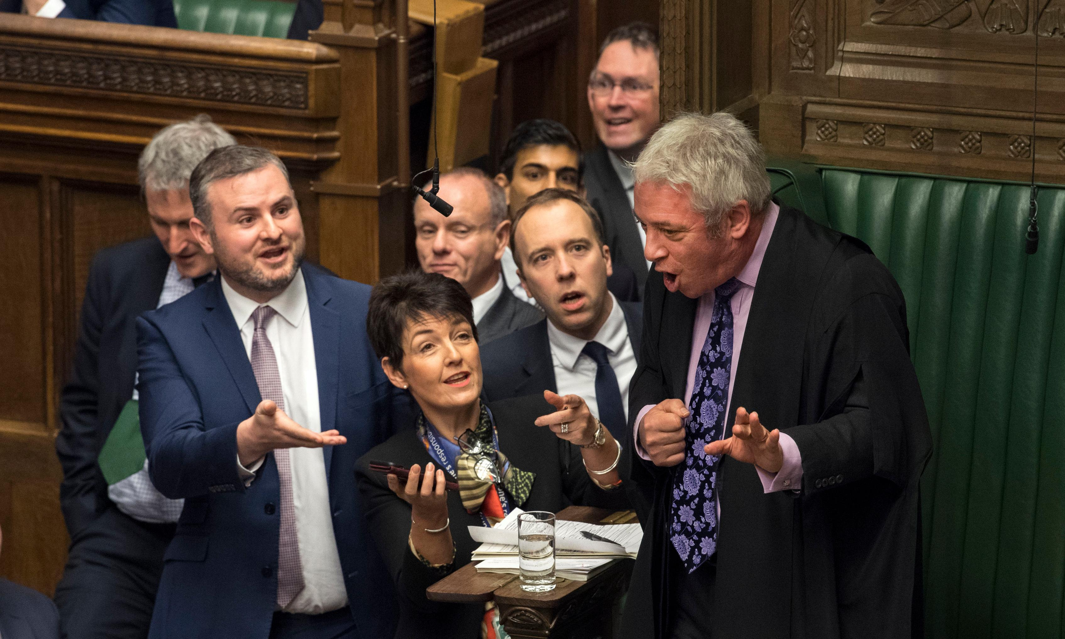 A disgrace? Not at all: we'll miss this House of Commons