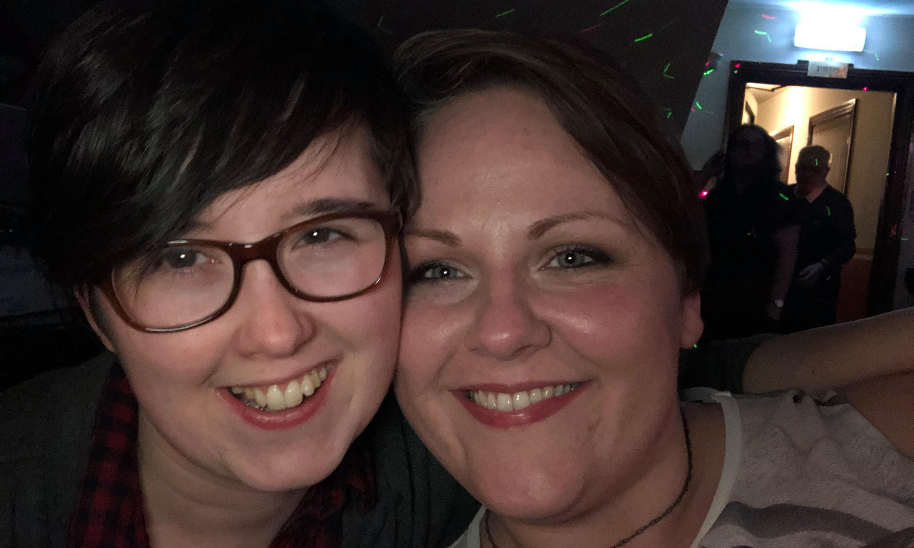 My partner, Lyra Mckee, would have been overjoyed about the same-sex marriage bill
