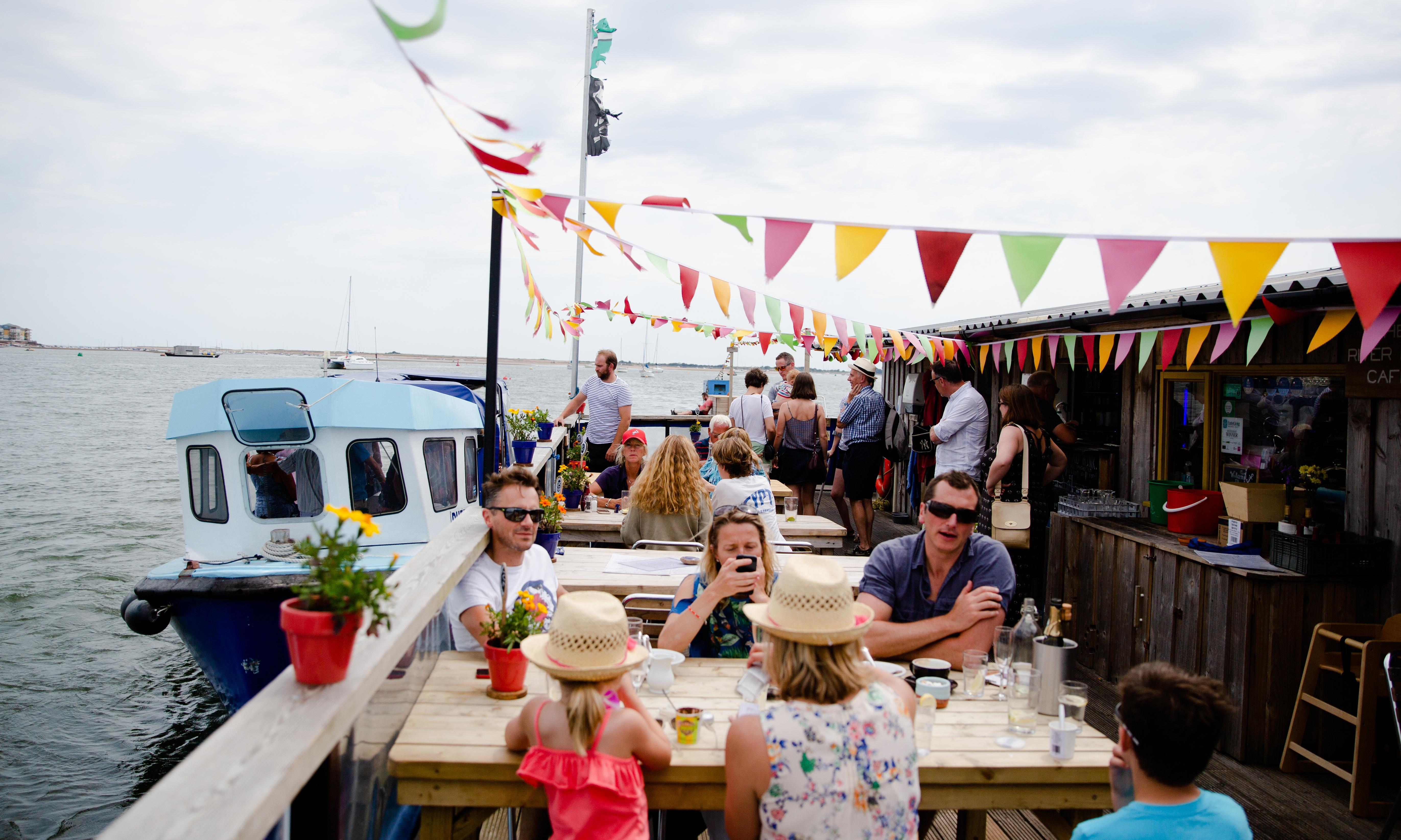 20 of the UK's best seaside cafes and restaurants: readers' travel tips