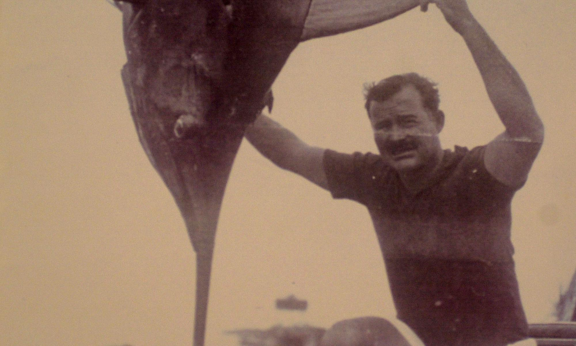 Hemingway's Old Man and the Sea fishing trip letter sold for $28,000
