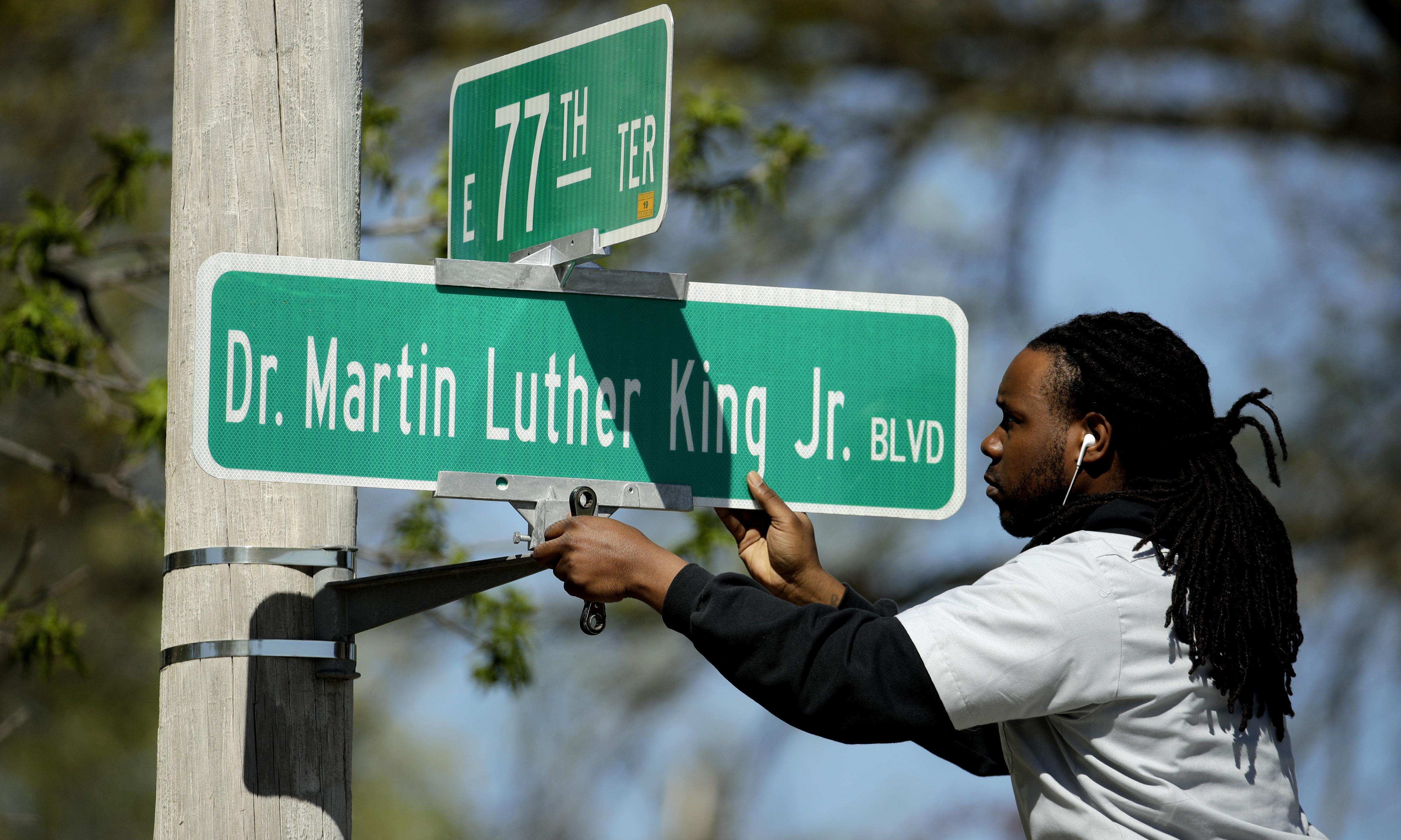 Voters overwhelmingly tell Kansas City to drop Martin Luther King street name