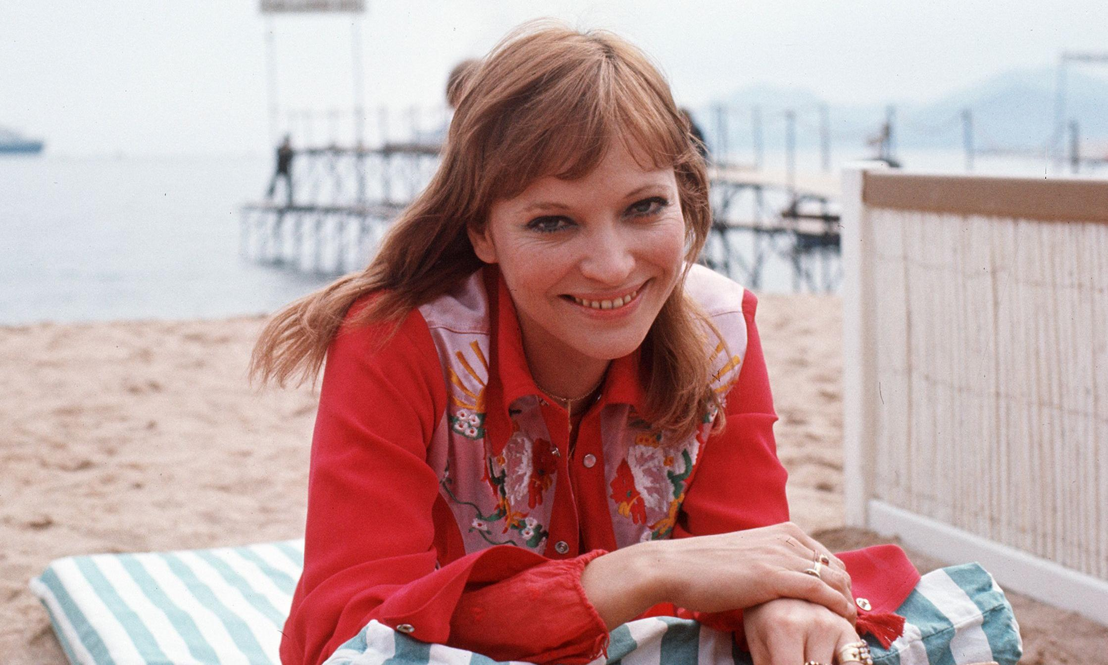 Anna Karina: an actor of easy charm and grace whose presence radiated from the screen