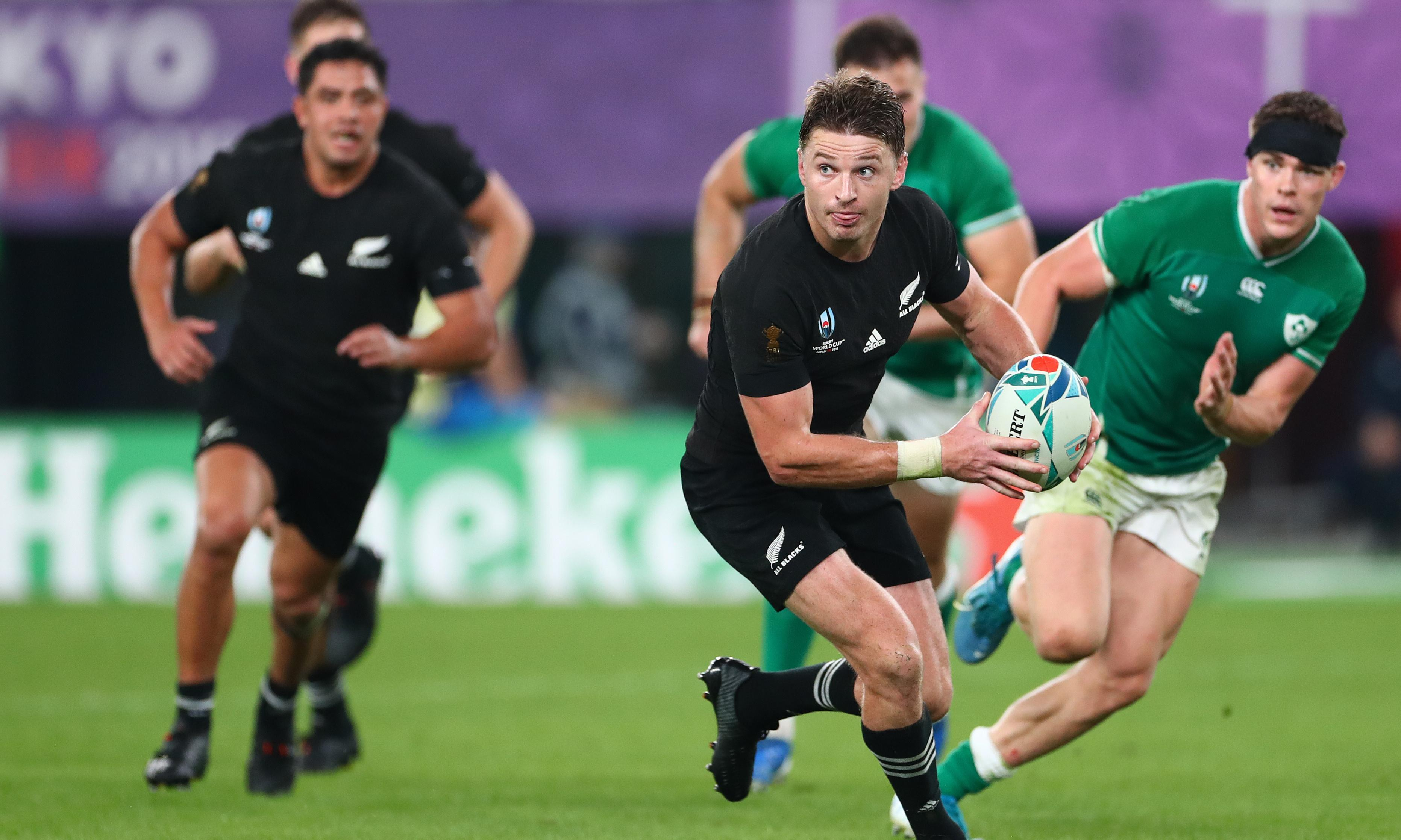 Almighty All Blacks lay waste to the side that inspired their rebuild