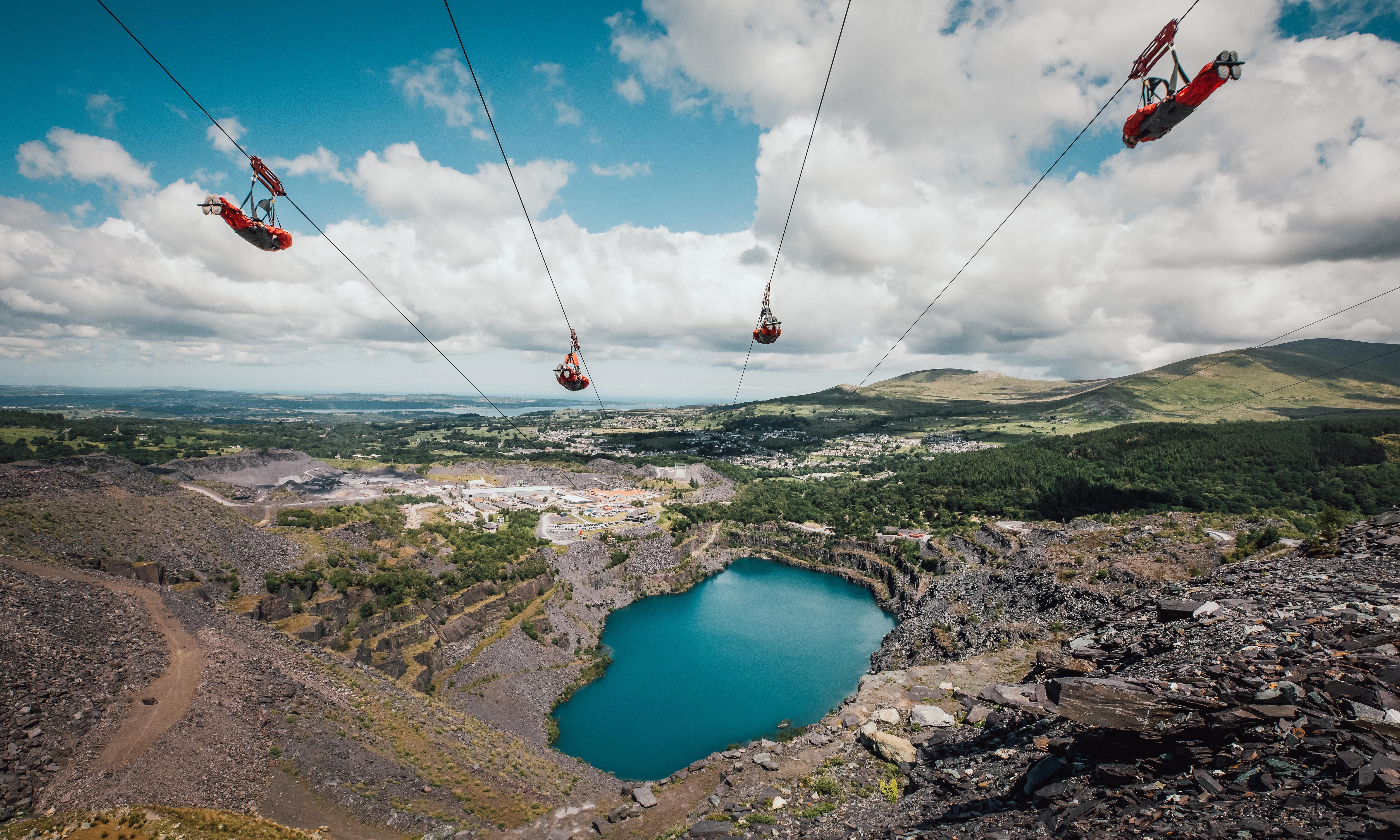 Snowdonia activity break: dream trips for daredevils