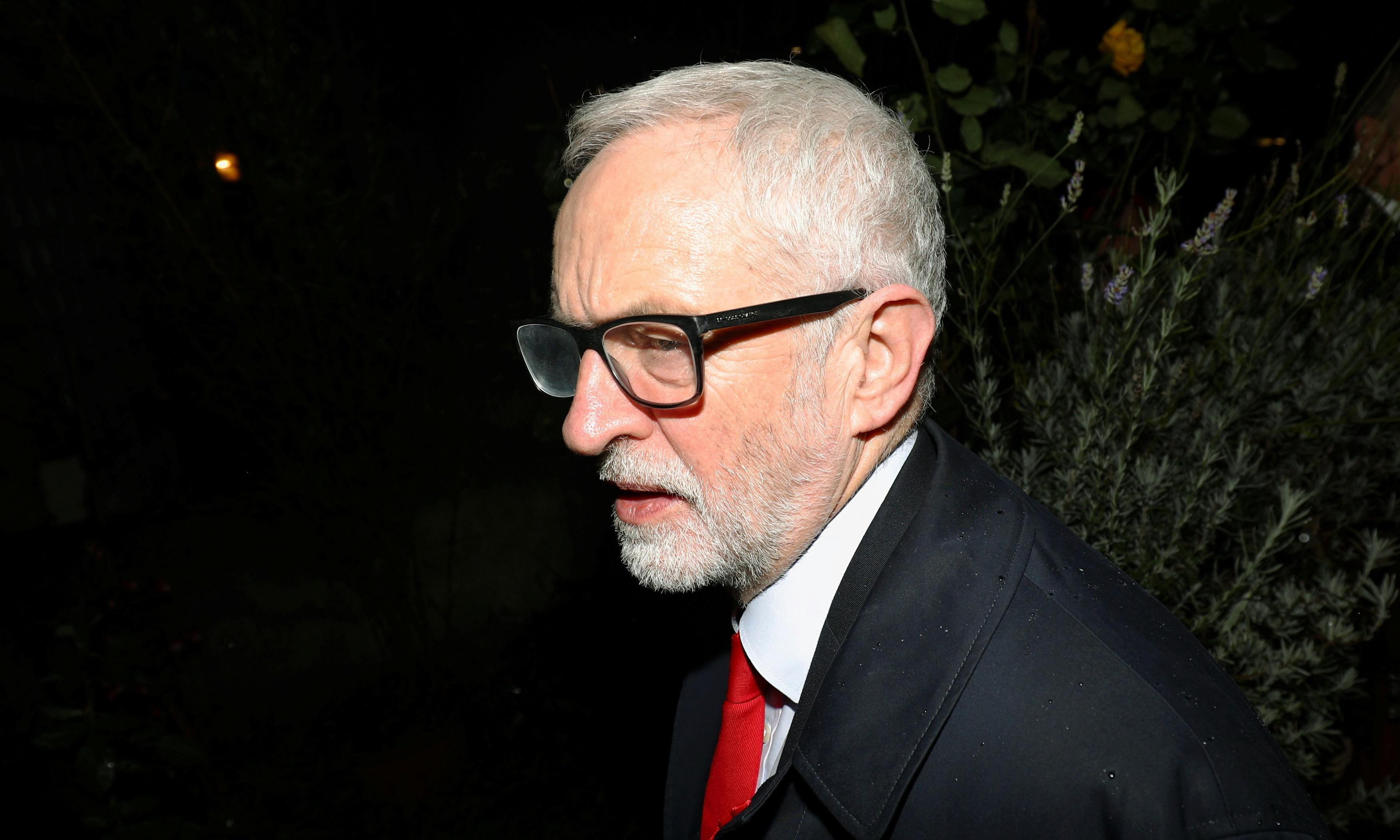 Devoid of agility, charisma and credibility, Corbyn has led Labour into the abyss