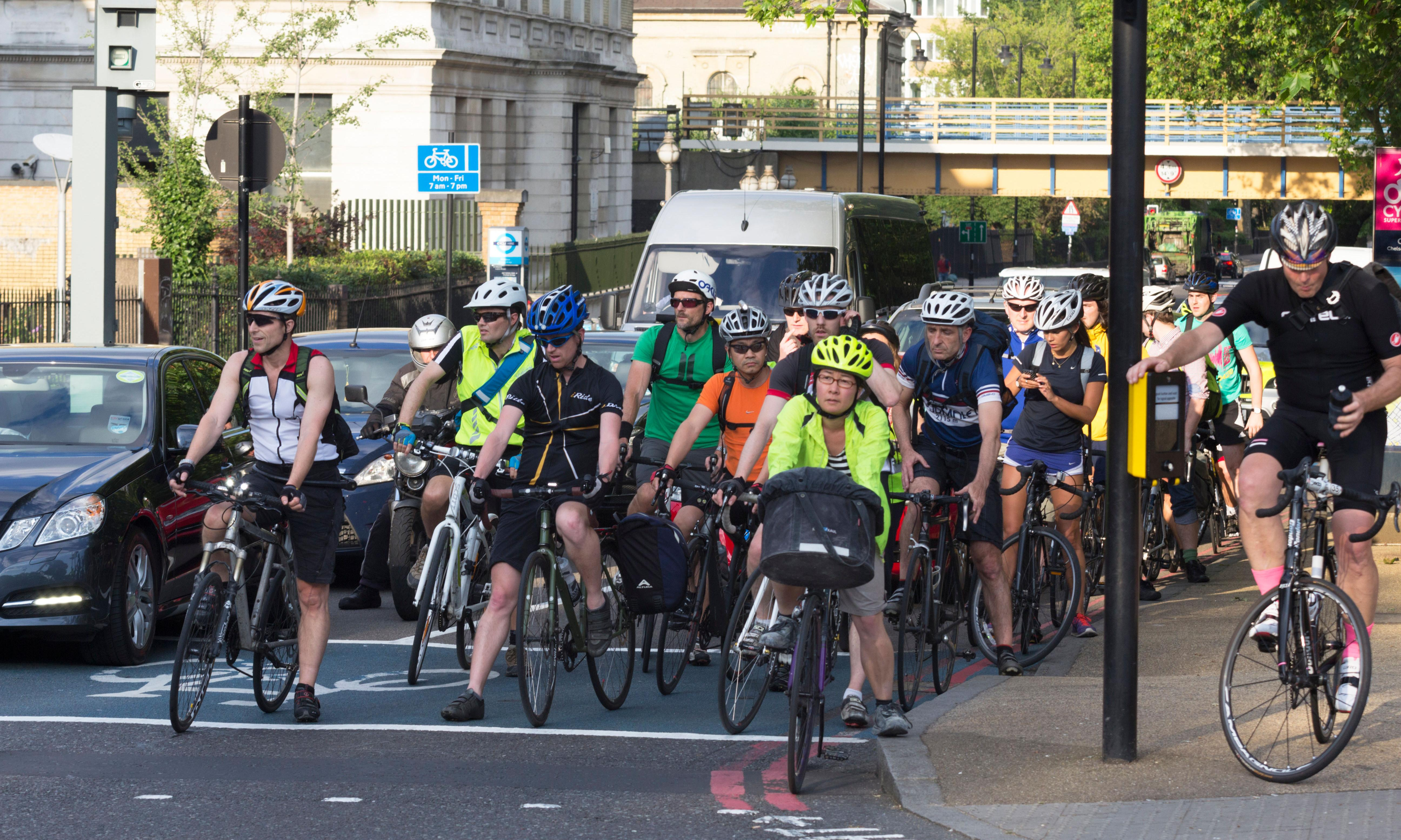 Kensington and Chelsea vetoes flagship road safety scheme