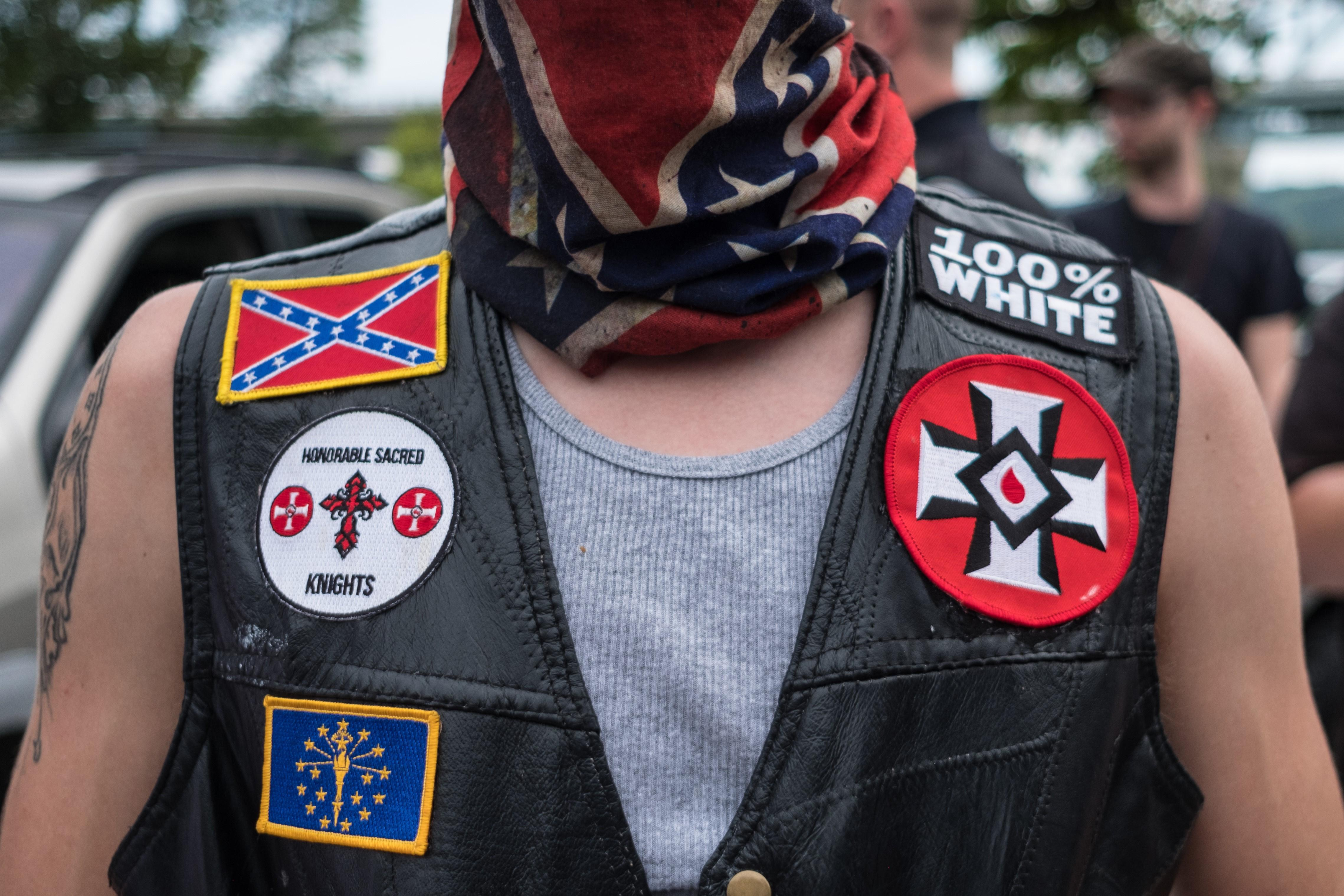 White nationalists are openly operating on Facebook. The company won't act
