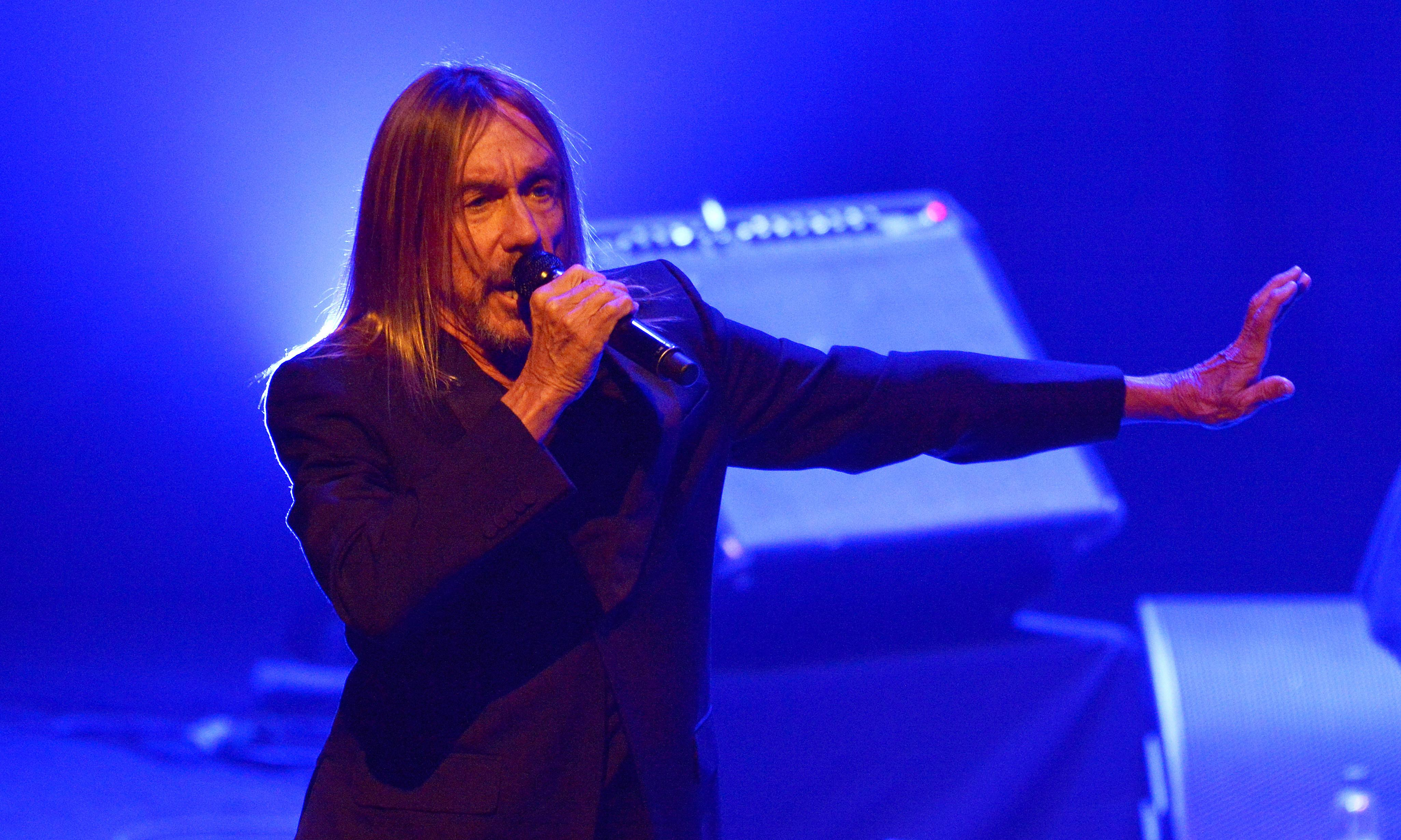 Iggy Pop review – fearless punk rages against the dying of the light