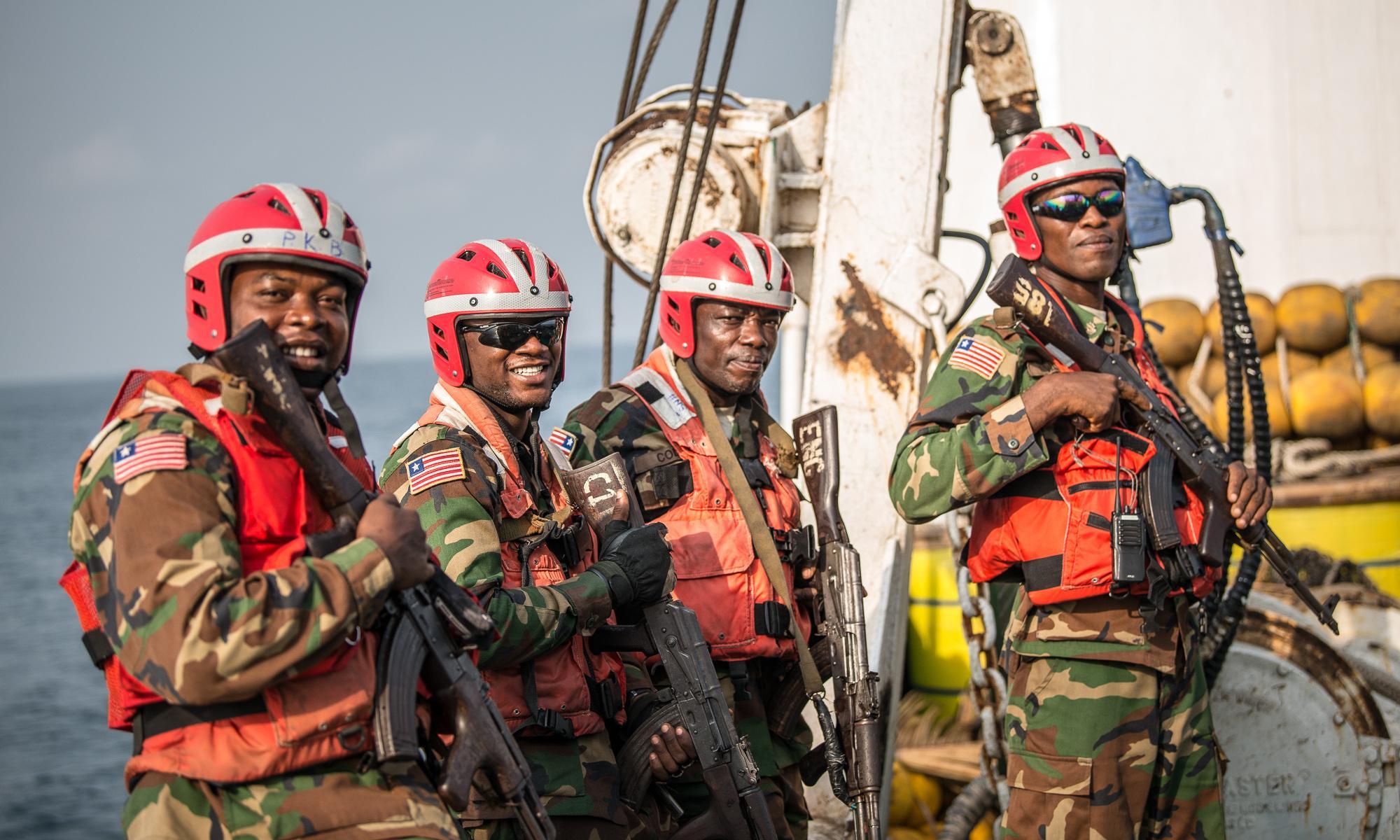 Liberia's eco-vigilantes score arresting success in struggle to end illegal fishing