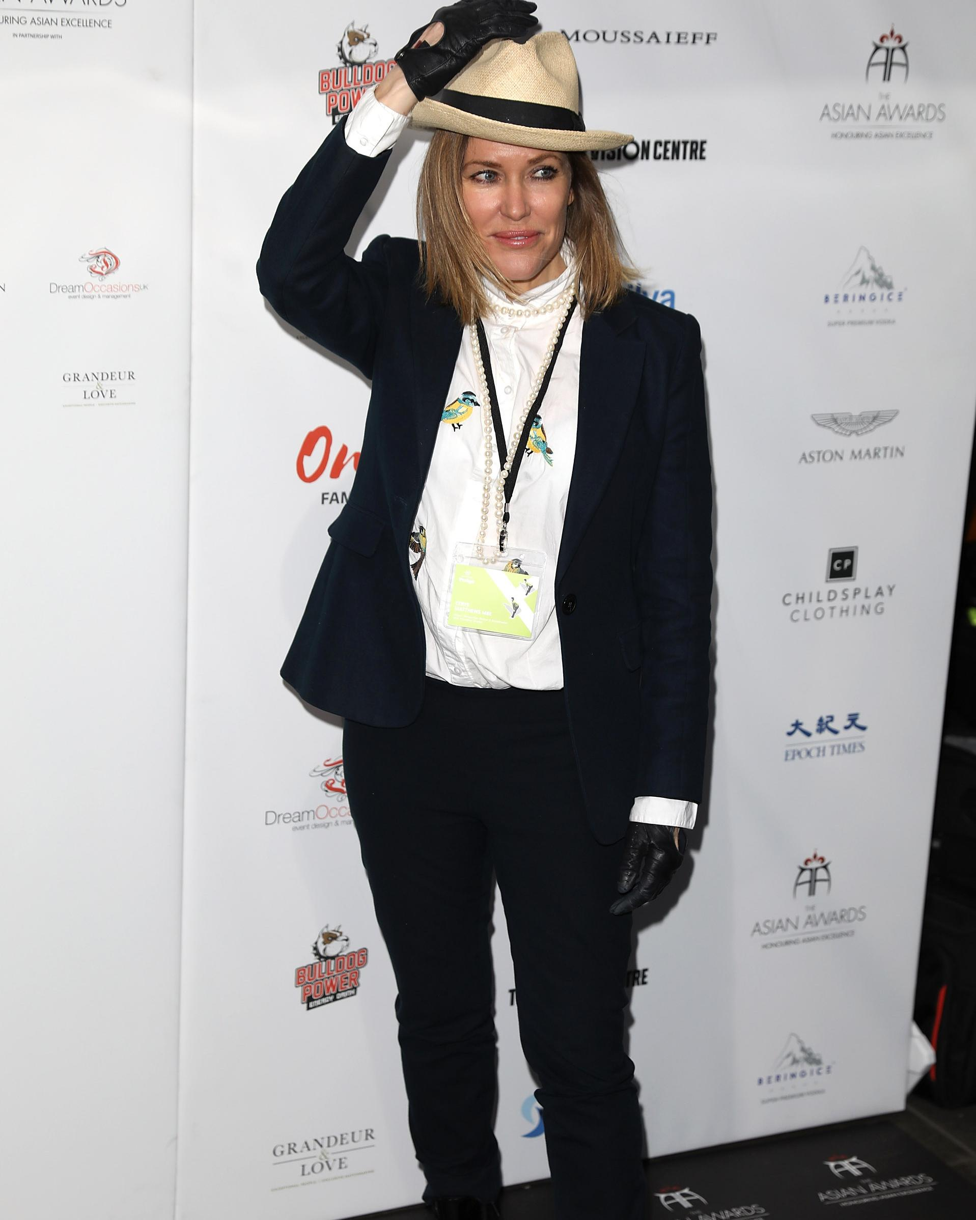 Cerys Matthews: 'I wear my driving gloves to go round the corner to the shops'