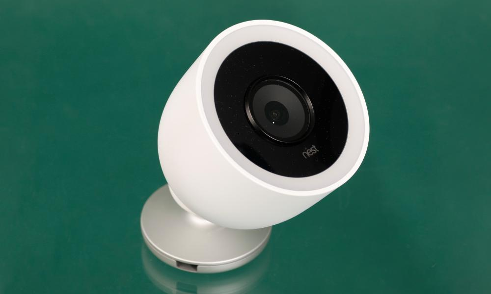 the nest cam iq camera