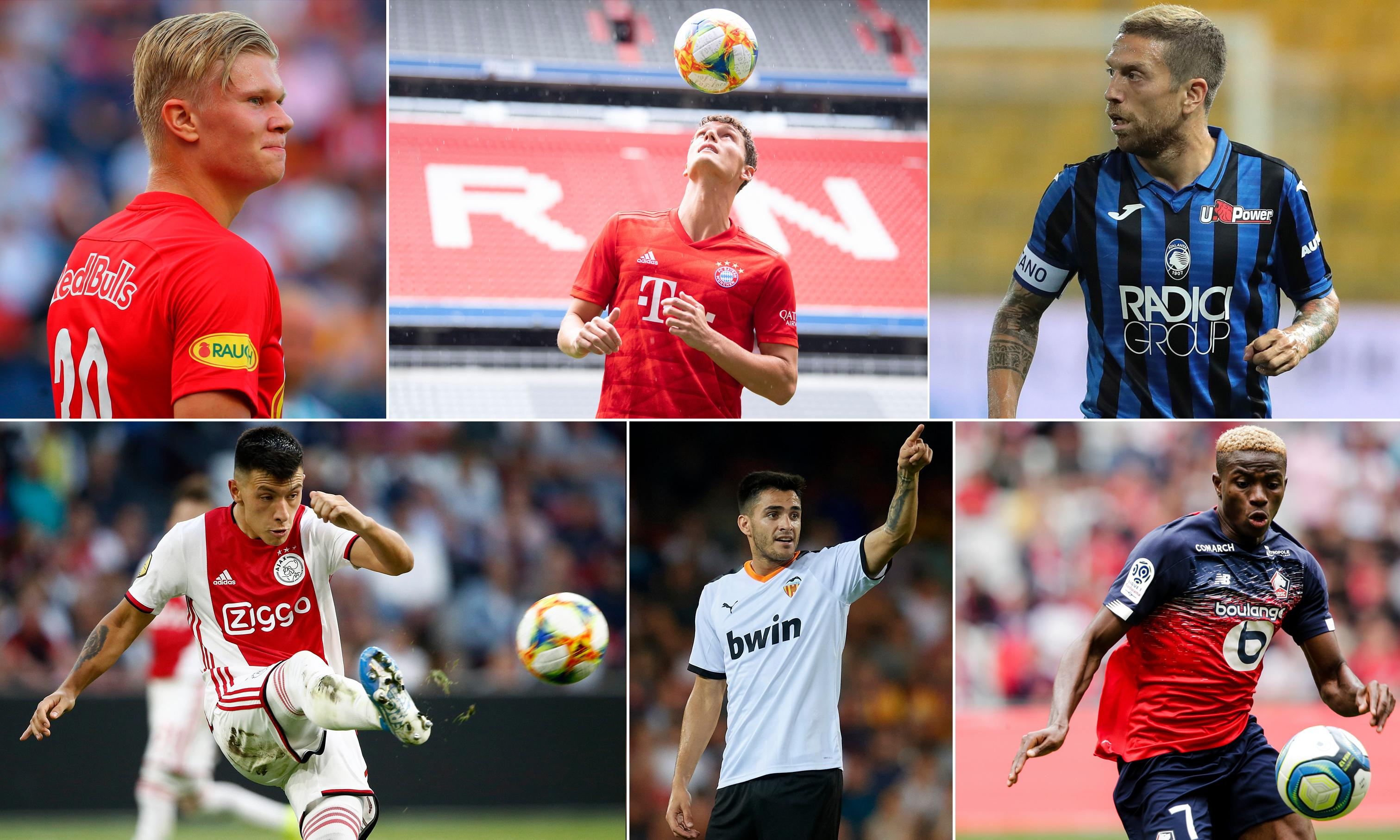 Ten exciting Champions League debutants to watch this week