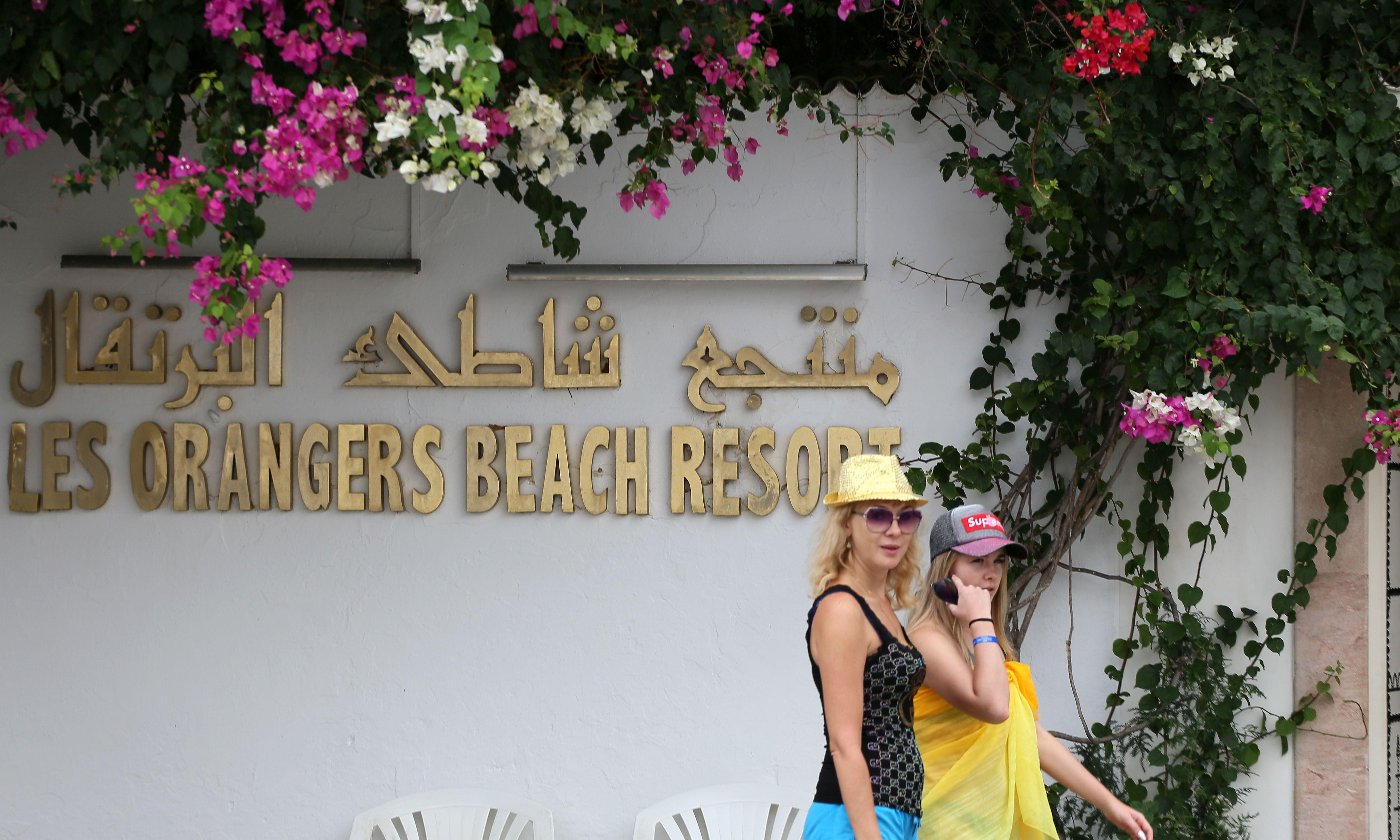 Holidaymakers kept inside Tunisia hotel over unpaid bill fears