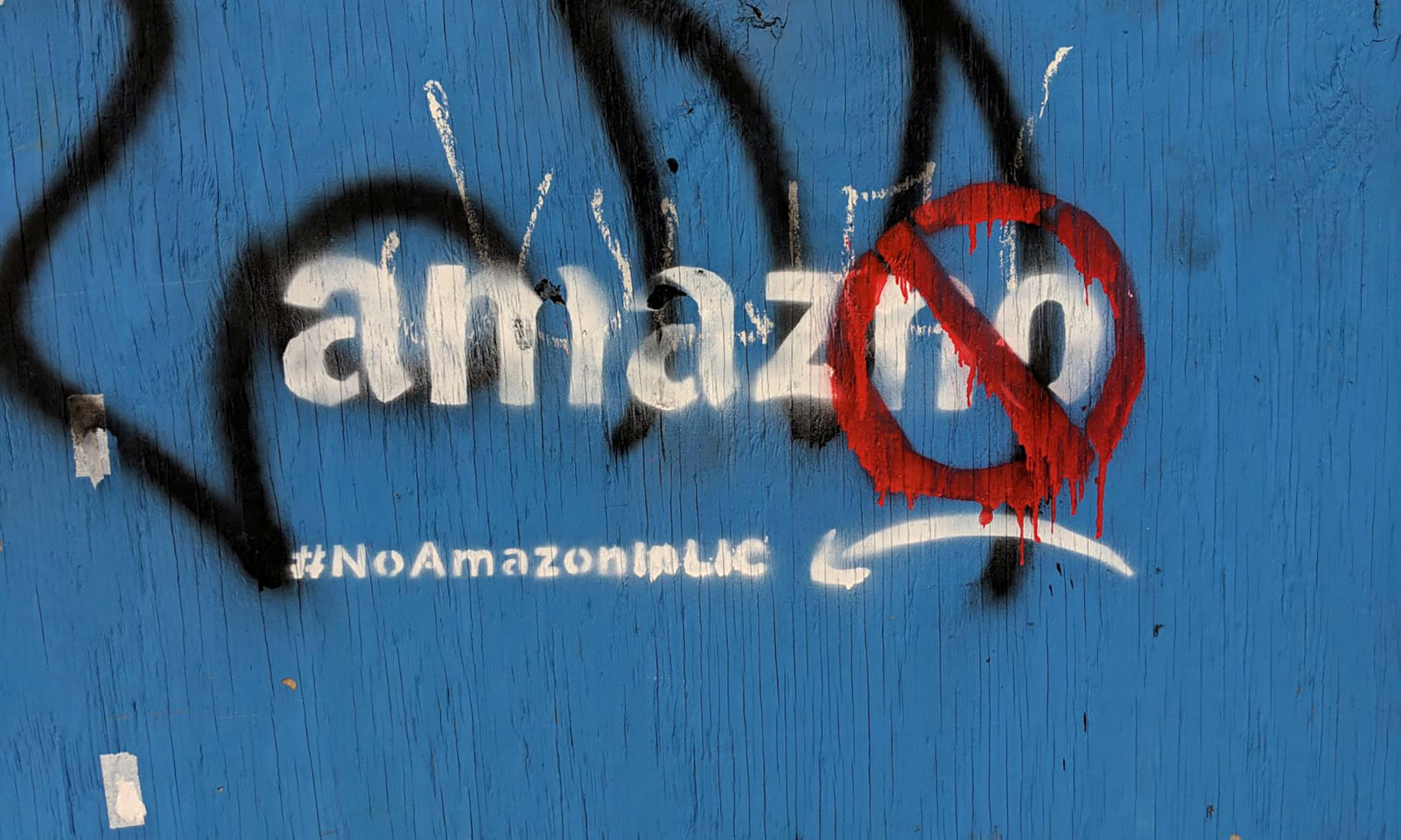 Amazon's retreat from New York represents a turning point