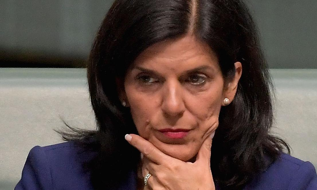 Julia Banks bows out of politics with parting shot at 'haters'