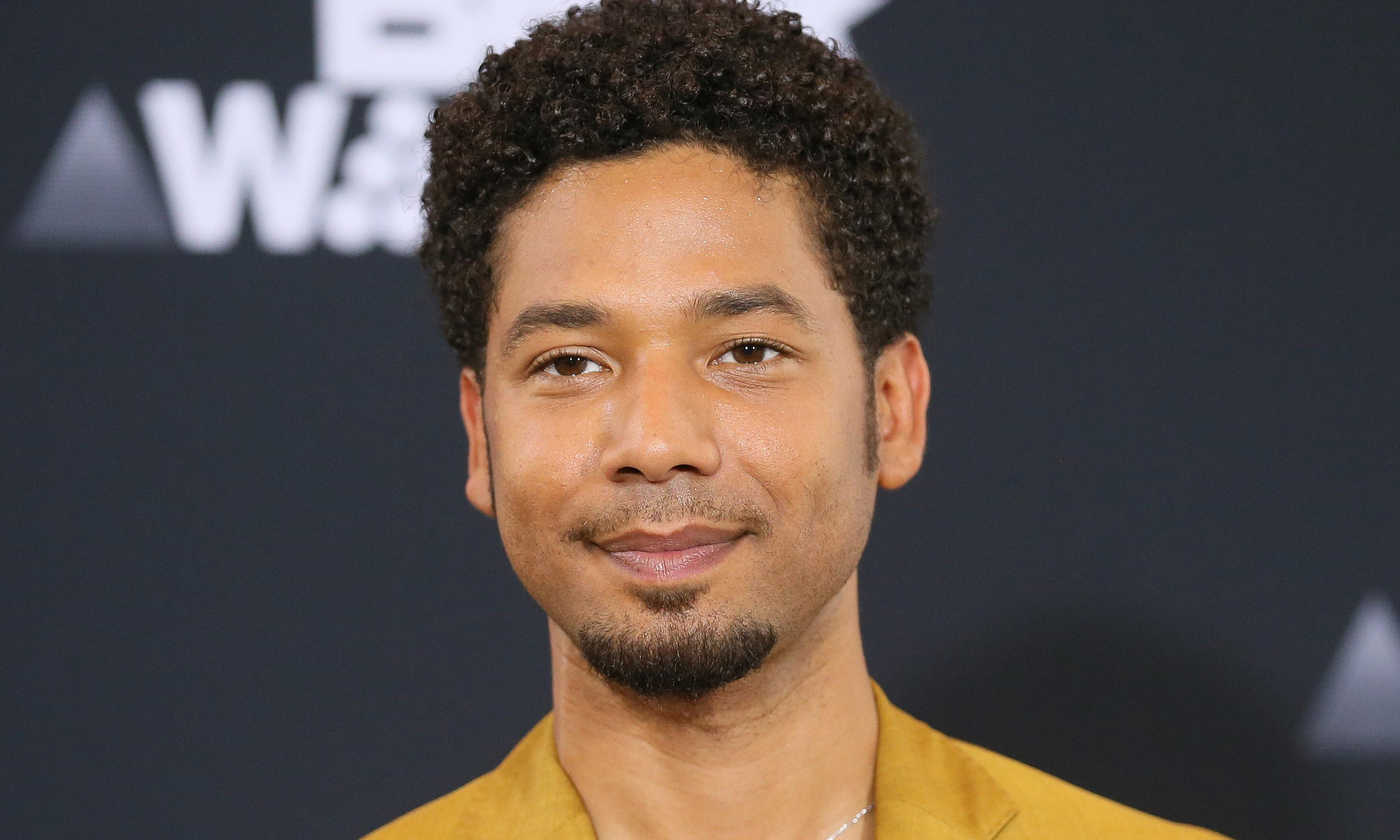 Jussie Smollett charged: actor accused of filing false report in alleged attack